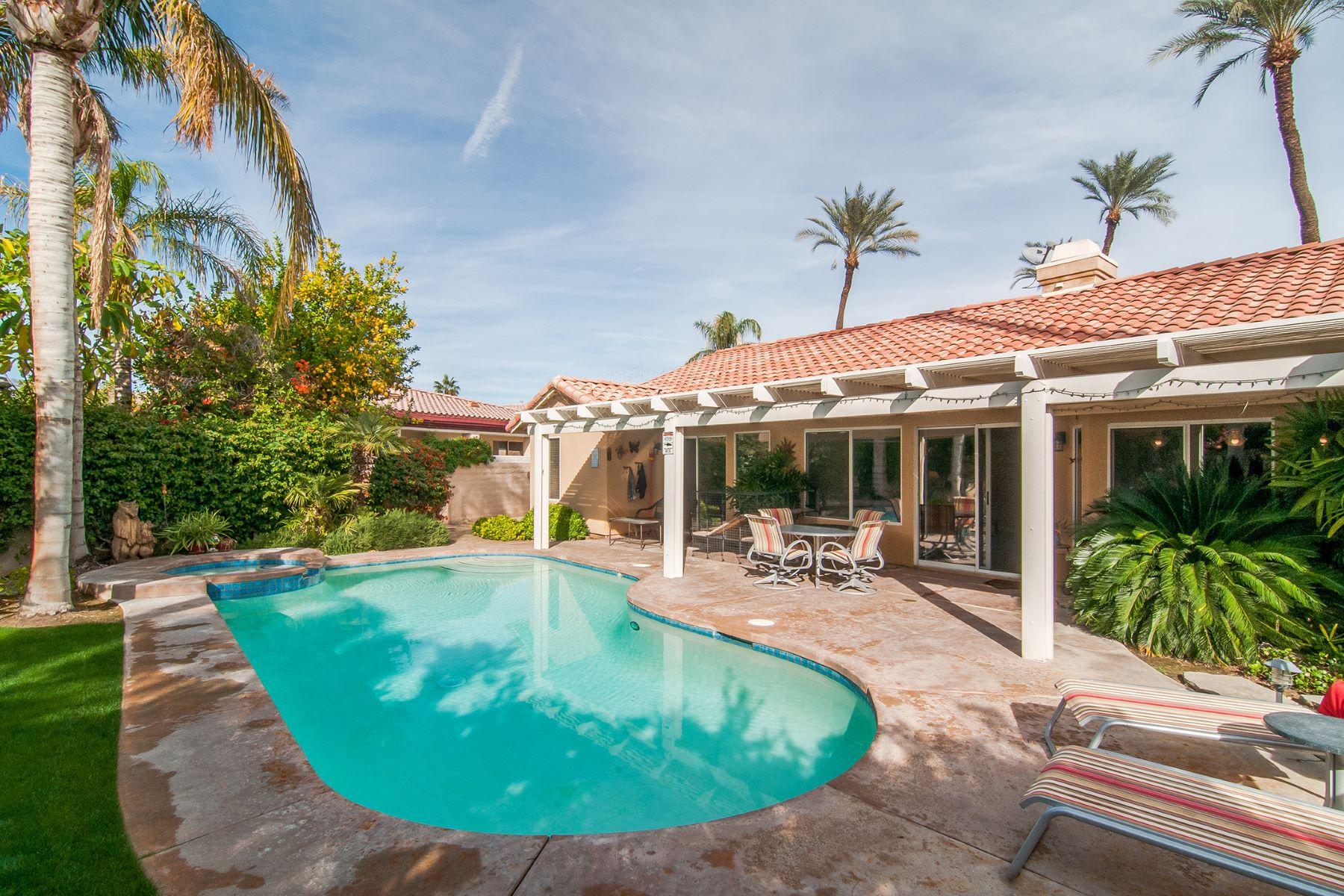 Maison unifamiliale pour l à vendre à 123 Christa Ct Palm Desert, Californie, 92260 États-Unis