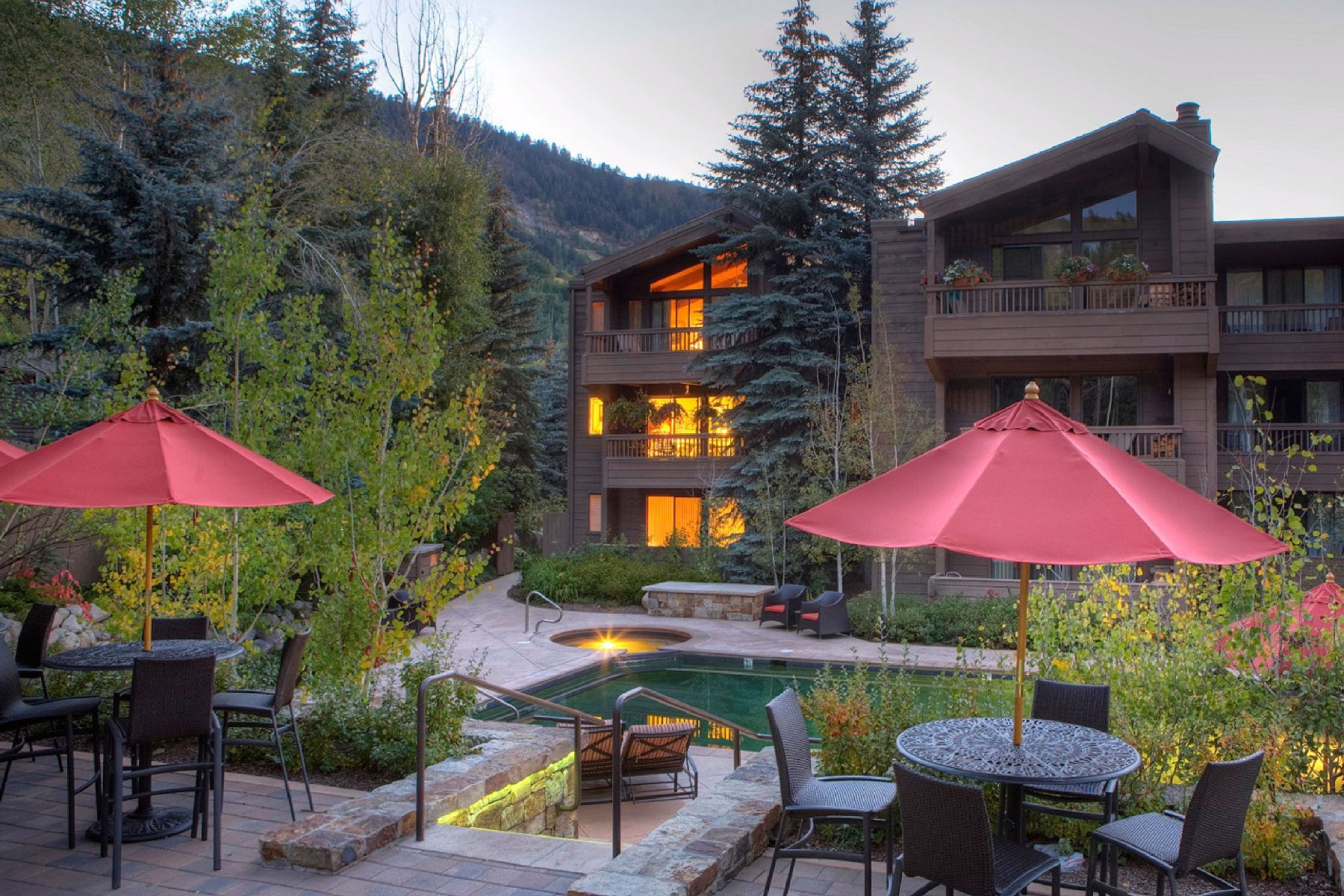 Condominium for Sale at The Gant 610 S West End Street B102, Aspen, Colorado, 81611 United States