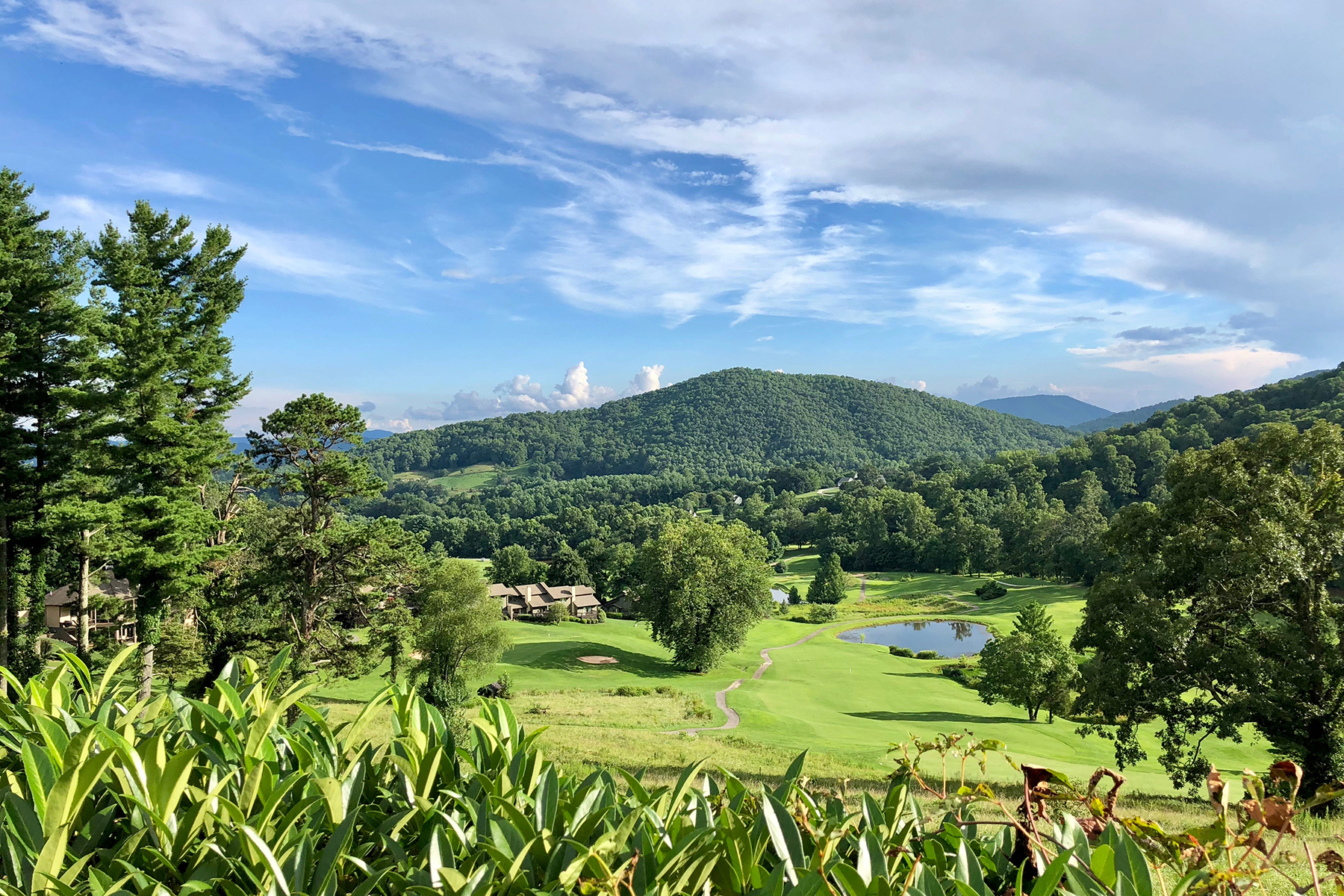 Land for Active at HIGH VISTA COUNTRY CLUB 6 Country Club Road , 10 Mills River, North Carolina 28759 United States