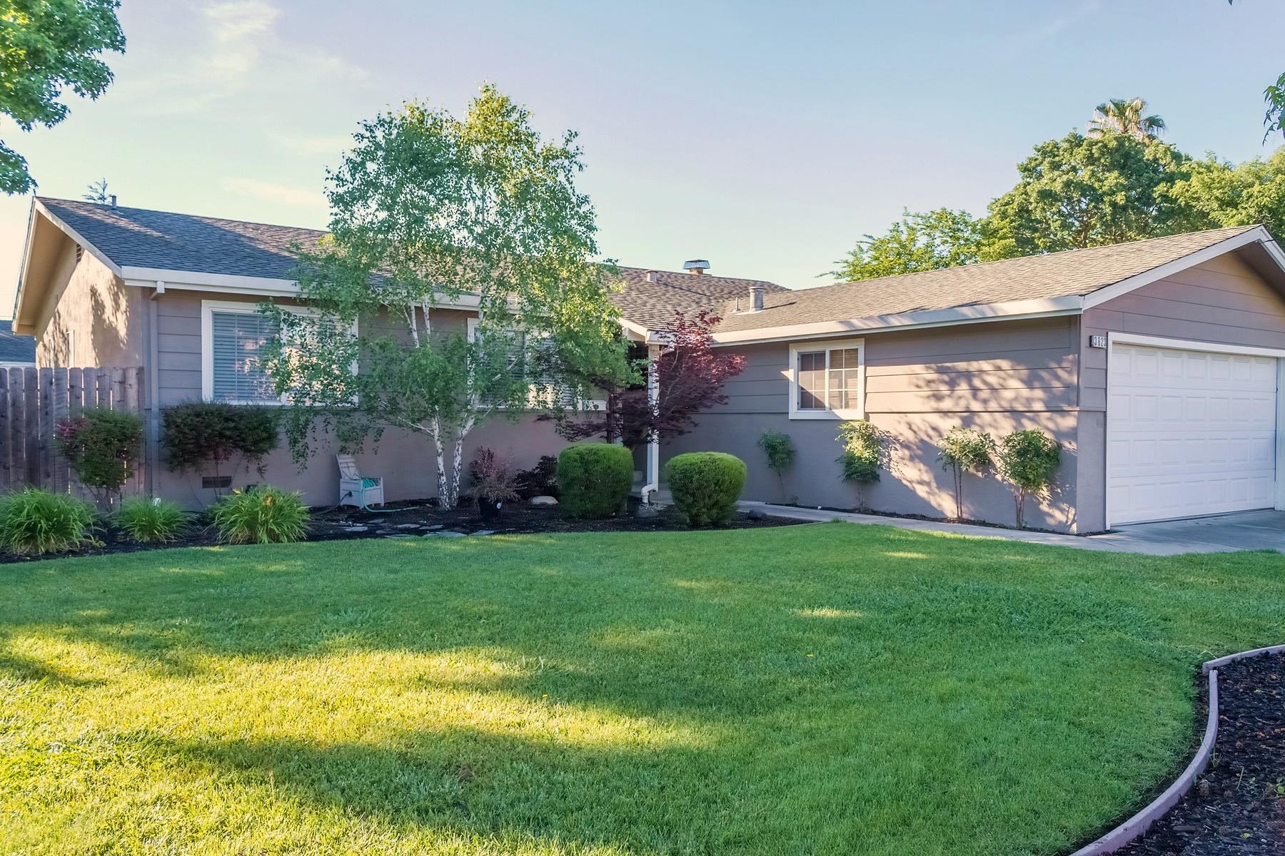 Частный односемейный дом для того Продажа на Spacious Corner Lot 3623 Vancouver Way Concord, Калифорния 94520 Соединенные Штаты