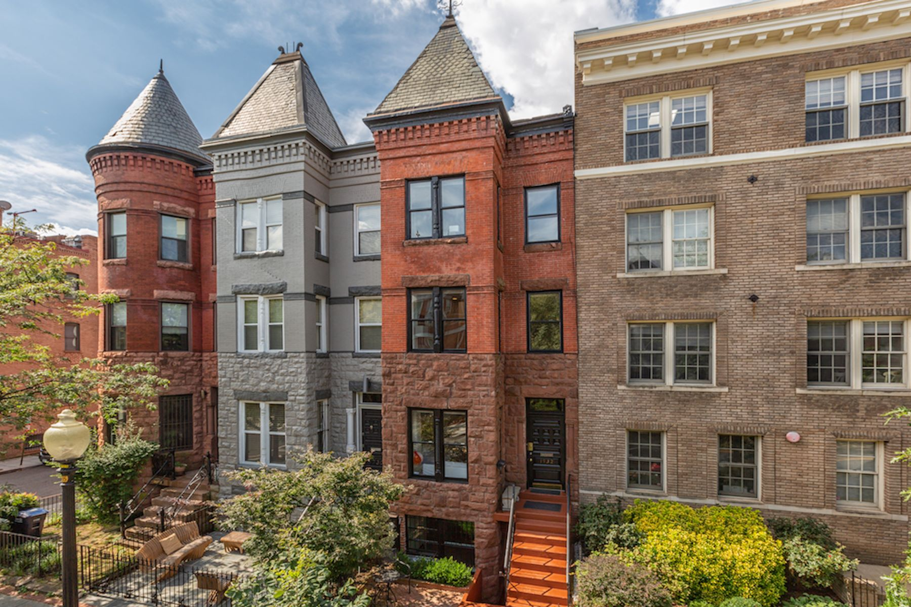Townhouse for Sale at 1732 18th Street, NW 1732 18th Street, NW Washington, District Of Columbia 20009 United States