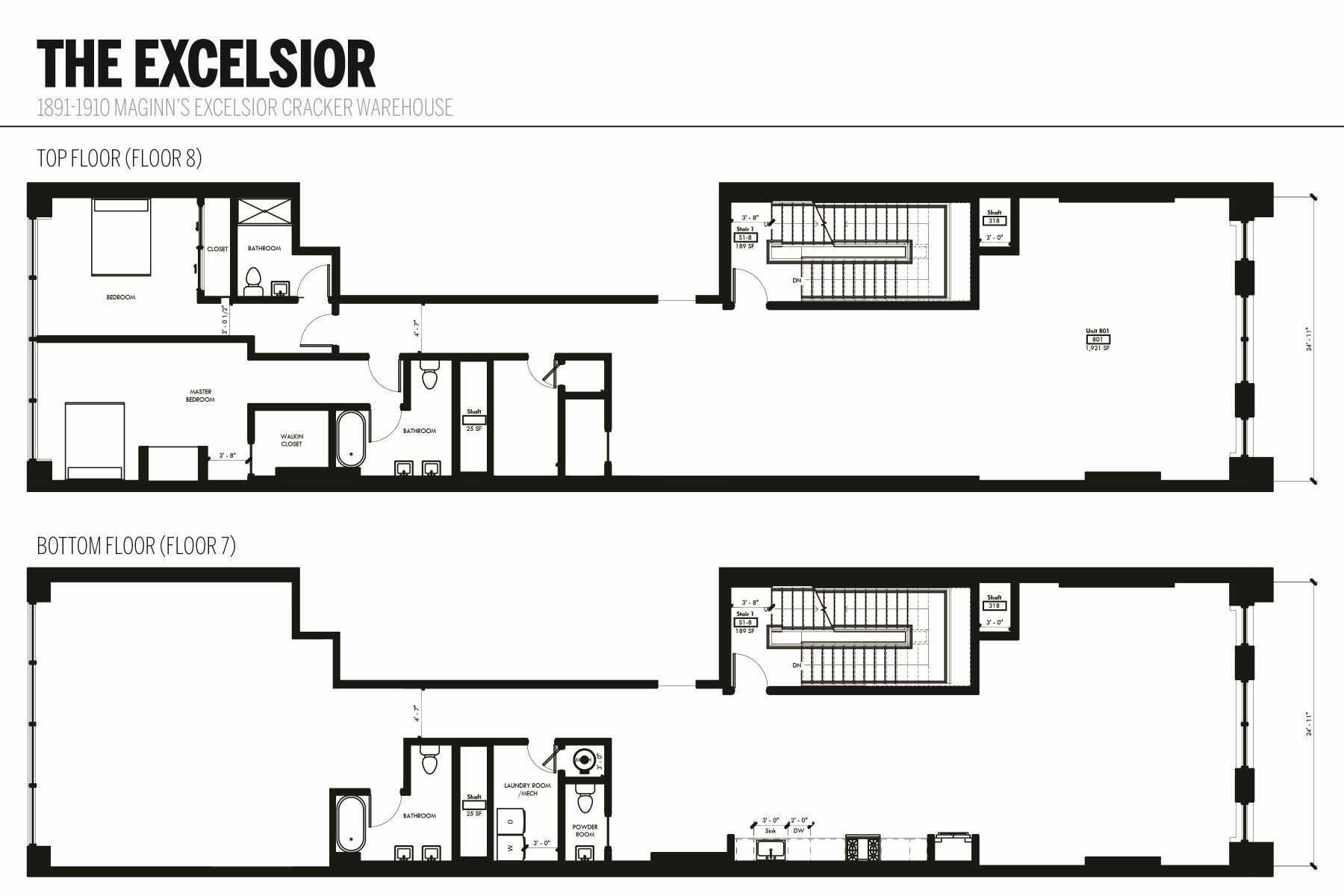 Condominiums για την Πώληση στο Maginn Lofts 915 Liberty Ave #800, Pittsburgh, Πενσιλβανια 15222 Ηνωμένες Πολιτείες