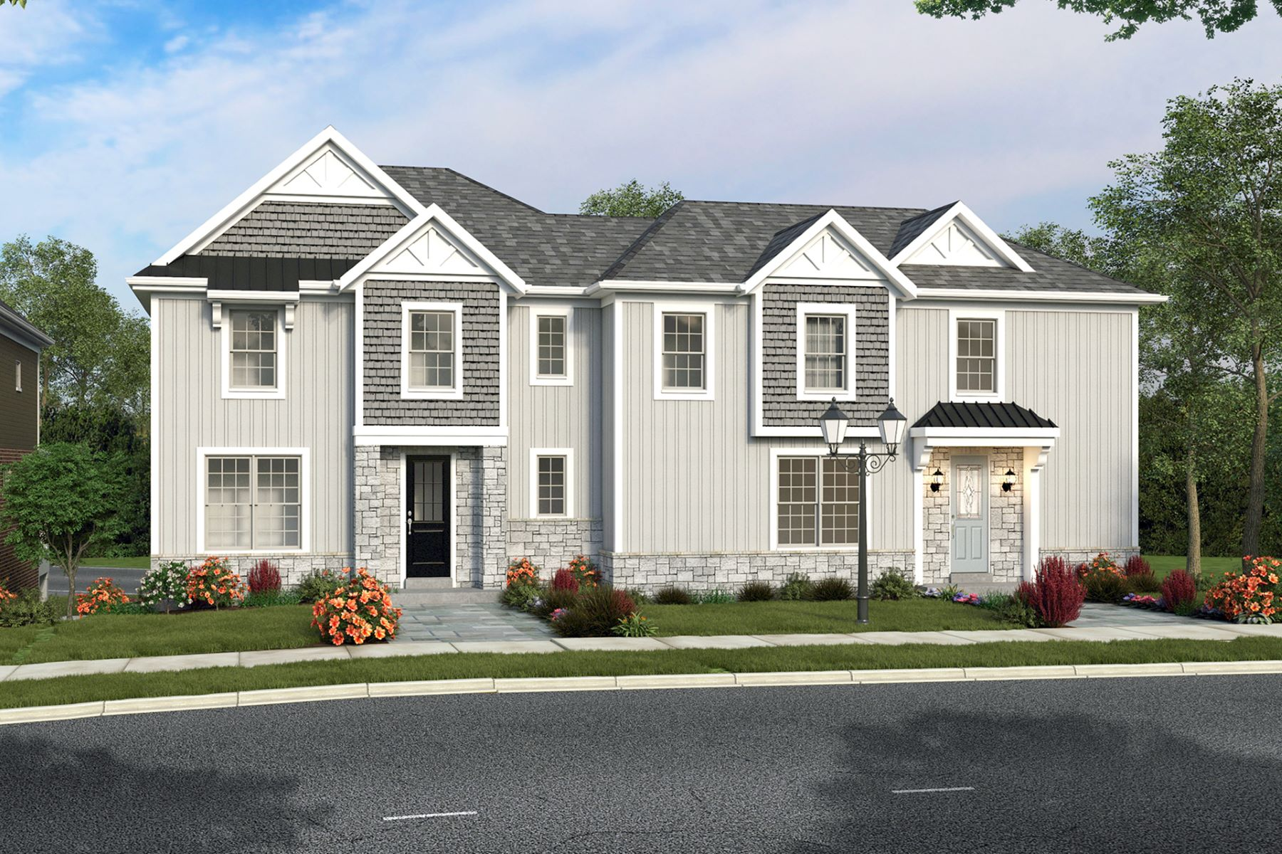 共管式独立产权公寓 为 销售 在 Creekside Pointe - Blue Ash Premier Lifestyle Community 9312 Old Plainfield Rd Blue Ash, 俄亥俄州 45236 美国