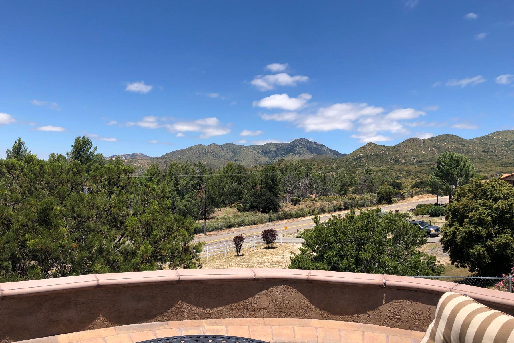 Single Family Homes for Sale at 32221 Camino San Ignacio Warner Springs, California 92086 United States