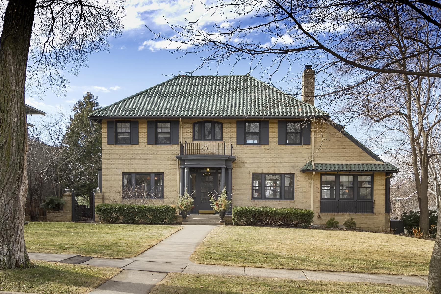 Single Family Home for Sale at 4210 Fremont Avenue S Minneapolis, Minnesota, 55409 United States