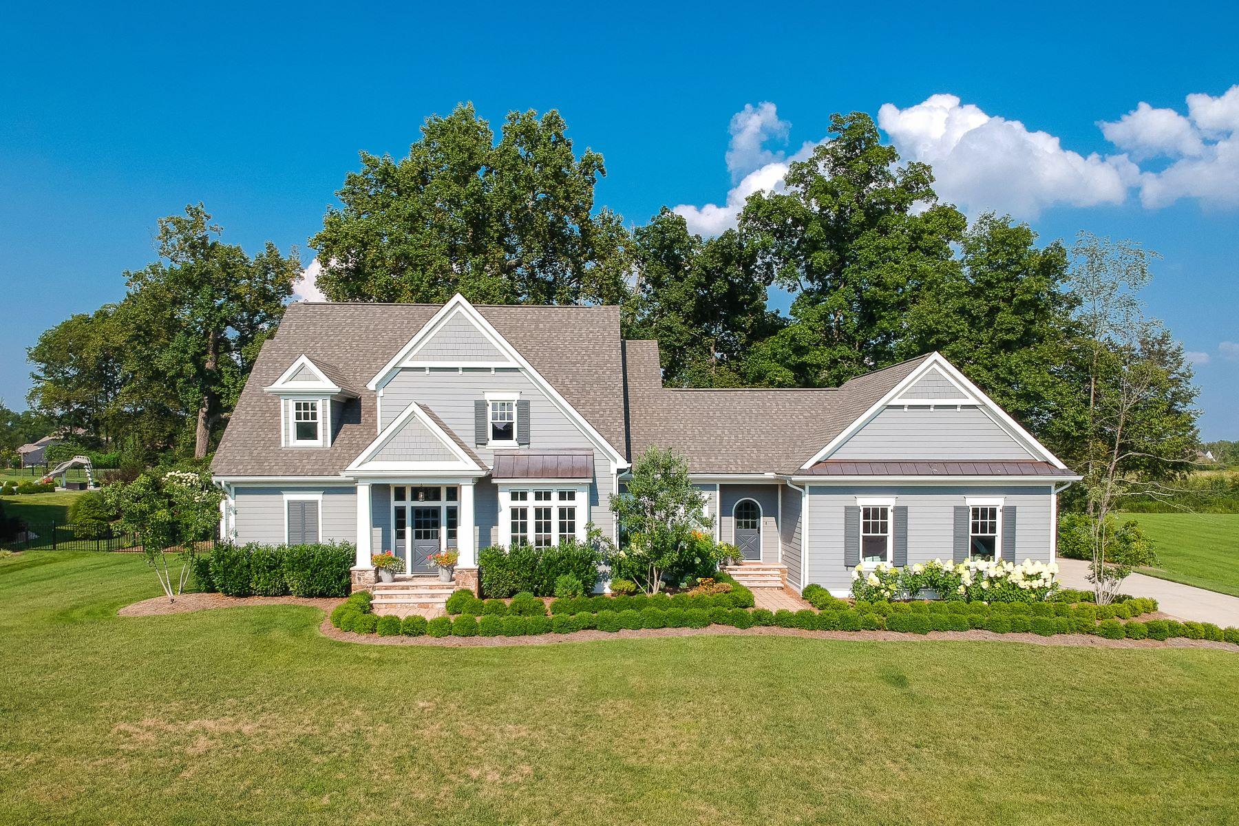 Single Family Homes pour l Vente à 1005 Poplar Ridge Road Goshen, Kentucky 40026 États-Unis