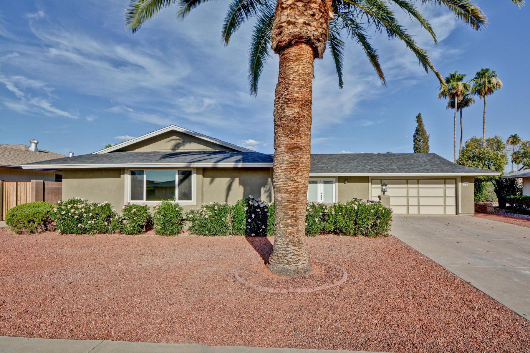 single family homes for Active at Sun City 9307 W GLEN OAKS CIR Sun City, Arizona 85351 United States