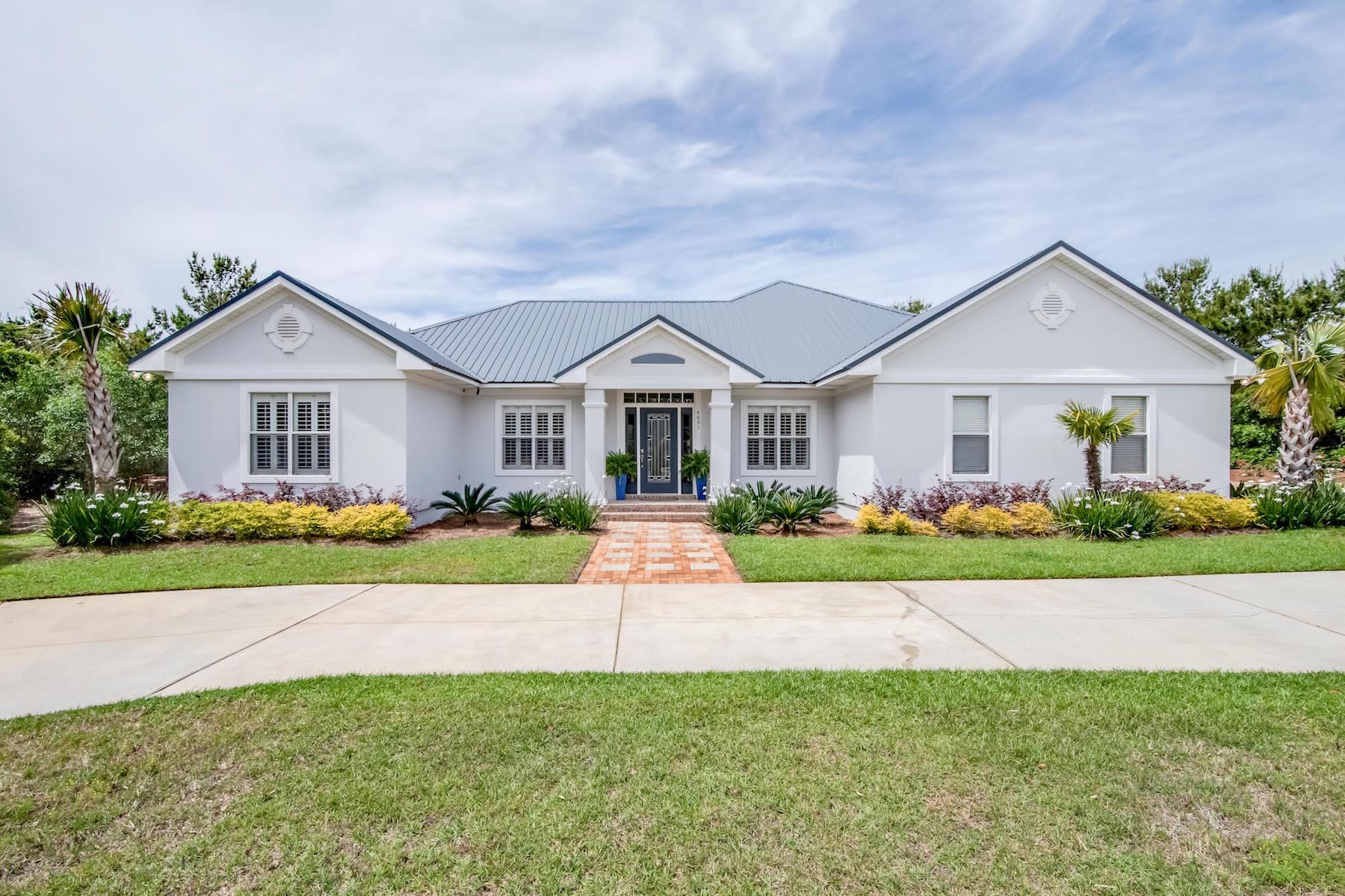Single Family Homes para Venda às 4637 Osprey Drive Orange Beach, Alabama 36561 Estados Unidos