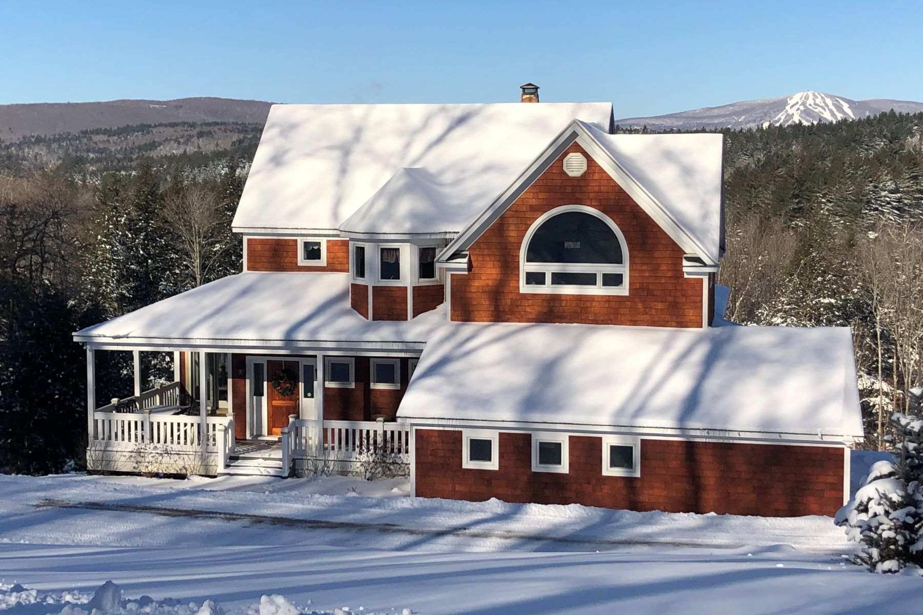 Single Family Homes for Sale at 58 Stratton Mtn Access Road Winhall, Vermont 05340 United States