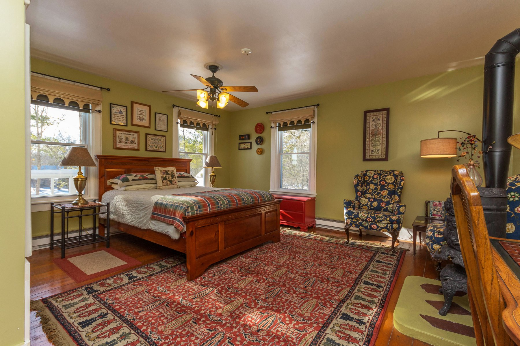 Additional photo for property listing at Saratoga Farmstead Bed and Breakfast 41A  Locust Grove Rd Saratoga Springs, New York 12866 United States
