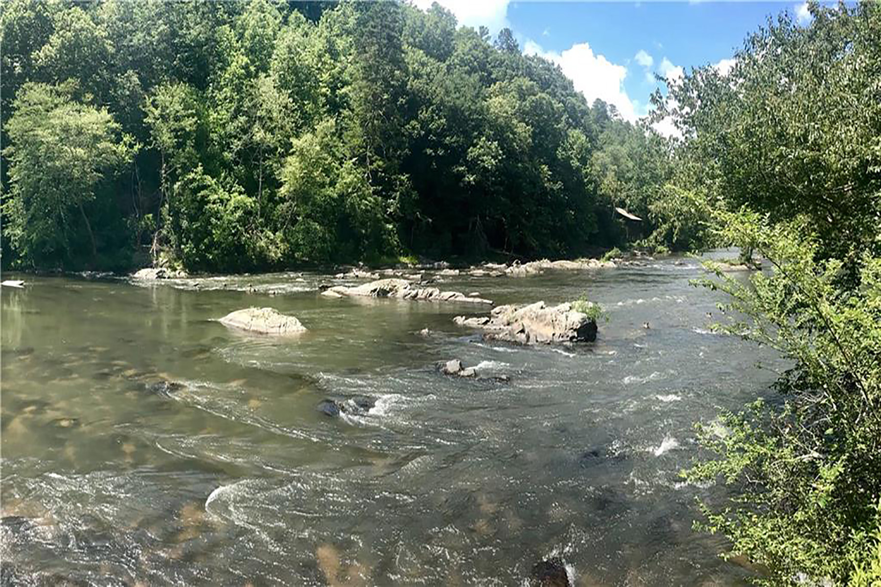 Additional photo for property listing at Build on a Riverfront Lot with Stunning River Views 0 Oval Court, Ellijay, ジョージア 30540 アメリカ