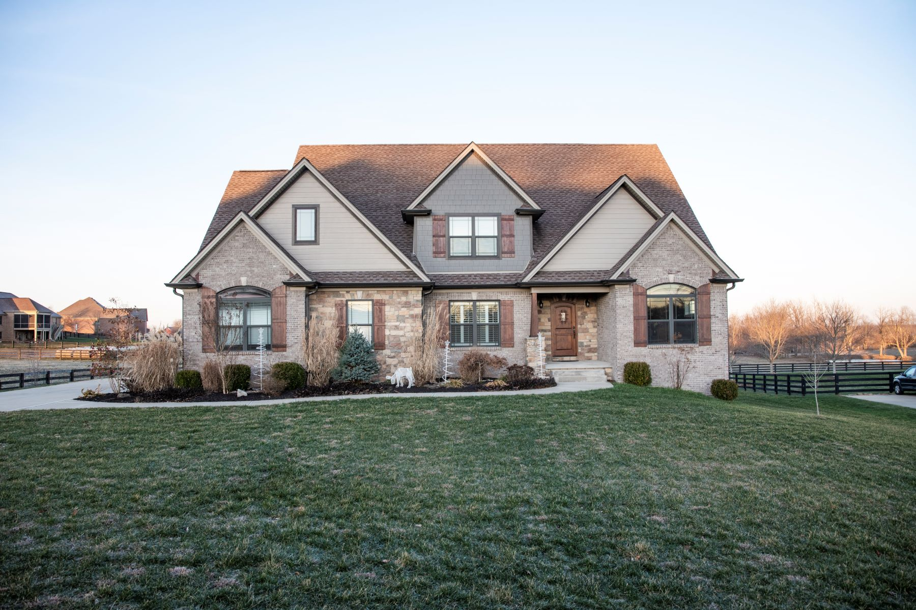 Single Family Homes for Sale at 103 Hidden Meadow Lane Nicholasville, Kentucky 40356 United States