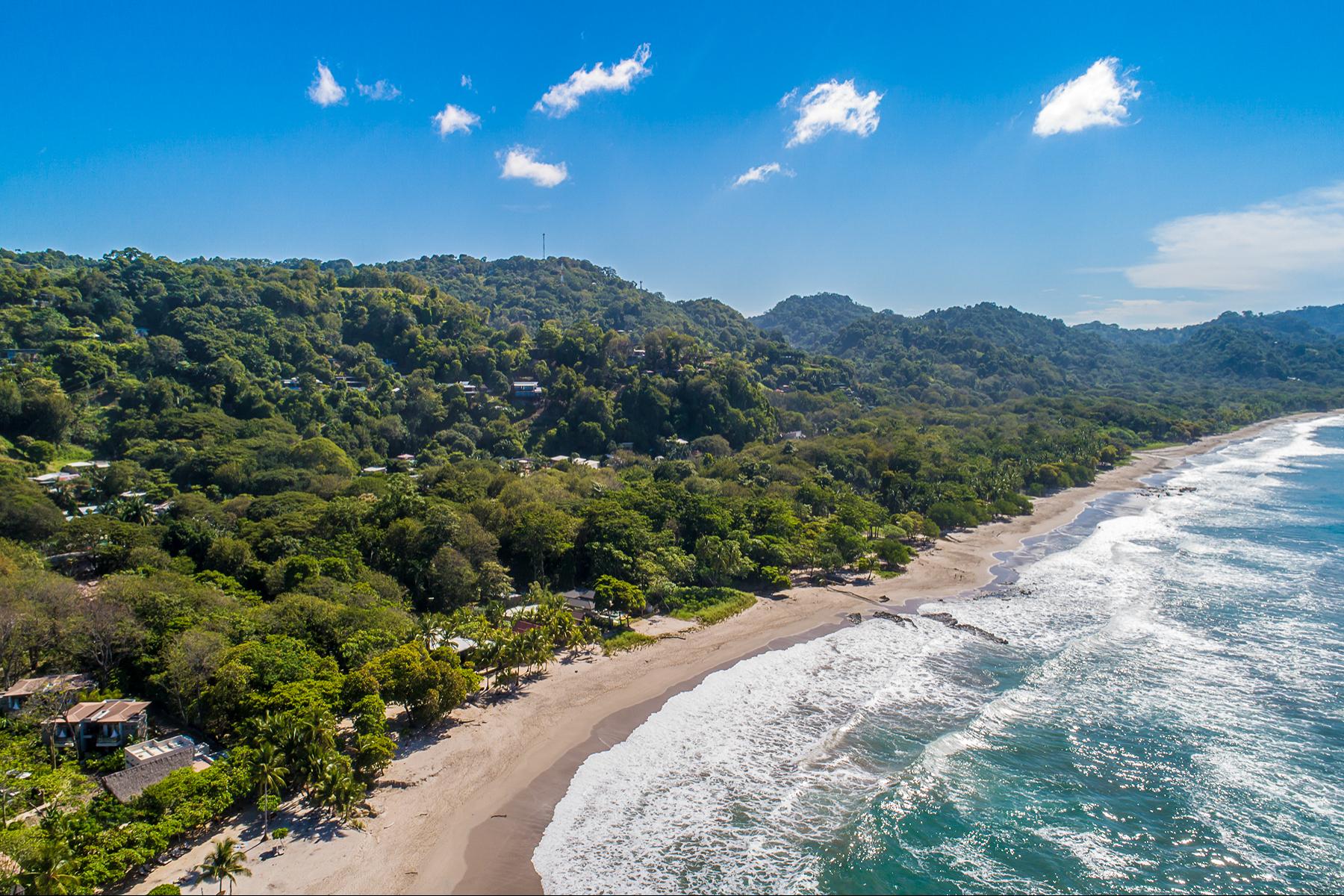 Terreno por un Venta en Santa Teresa Beachfront Development Property Puntarenas, Puntarenas Costa Rica