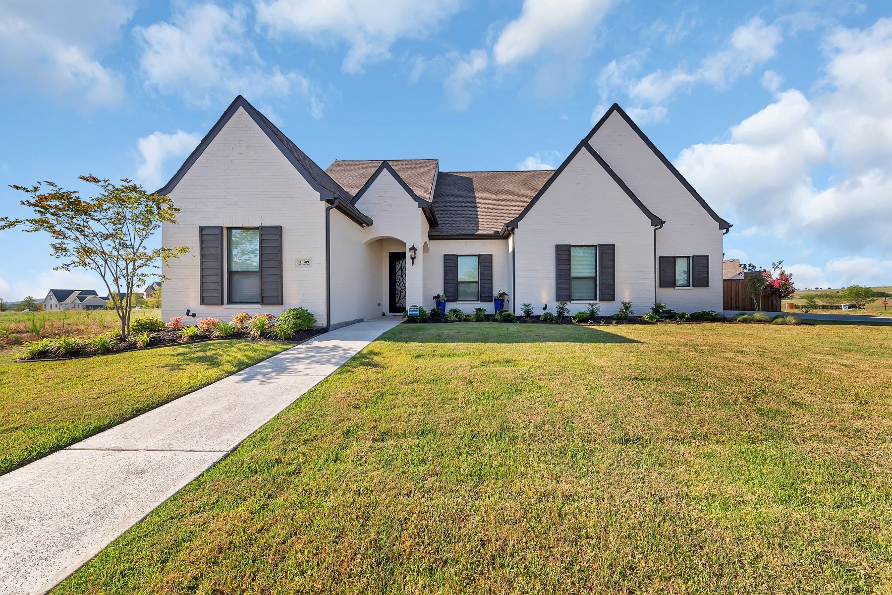 Single Family Homes 용 매매 에 A beautiful and extraordinary home located in the highly coveted Walsh Ranch 13709 Parkline Way, Aledo, 텍사스 76008 미국