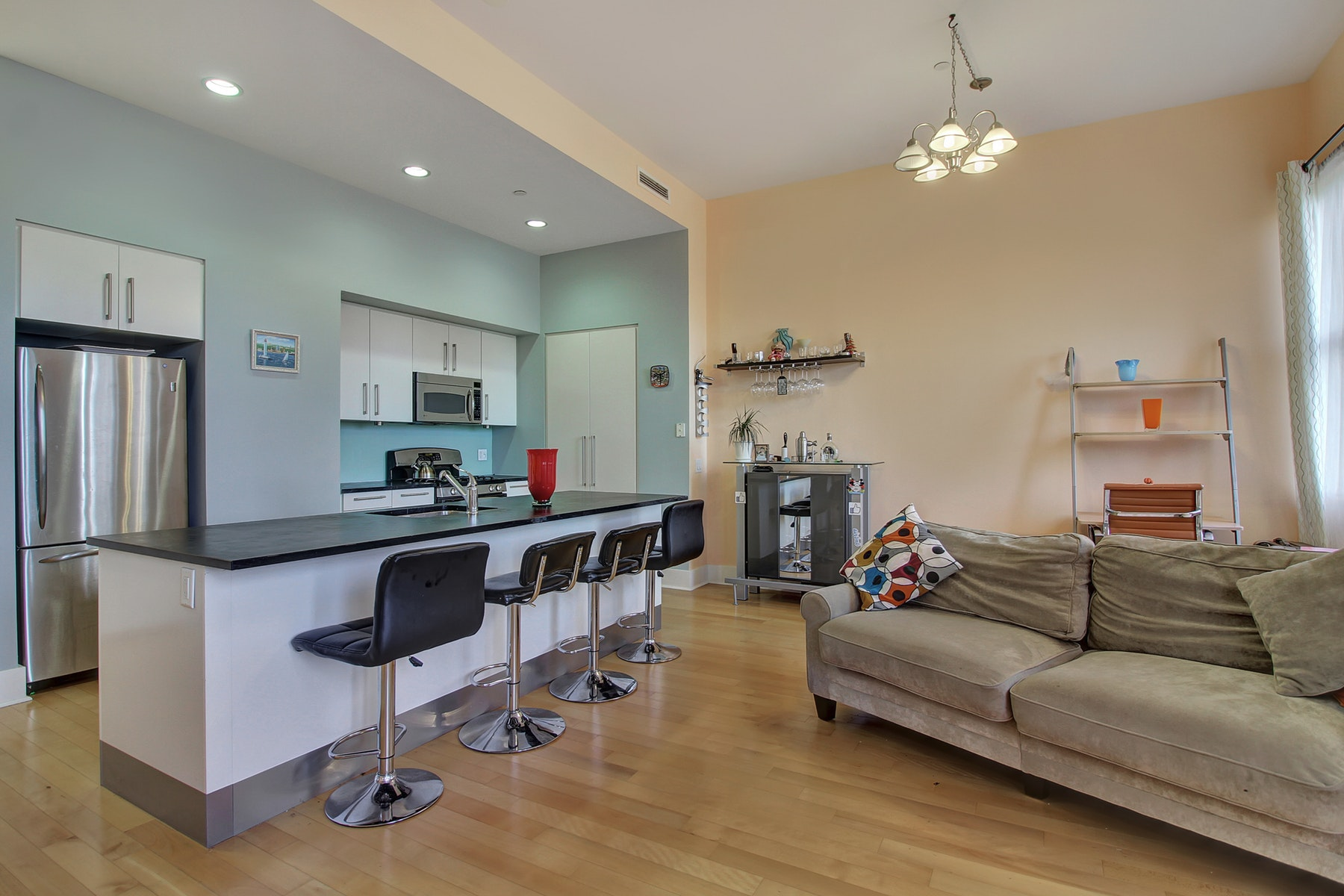 Condominiums for Rent at THE BEACON ~ 1BR 4 Beacon Way #208, Jersey City, New Jersey 07304 United States