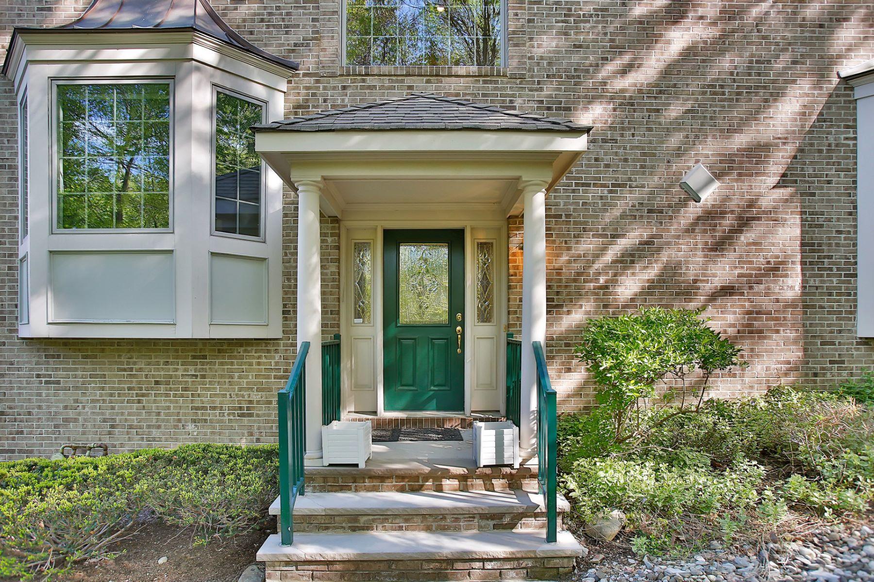 联栋屋 为 销售 在 Amazing End Unit 513 Linderman Lane 蒙特维尔, 新泽西州 07645 美国