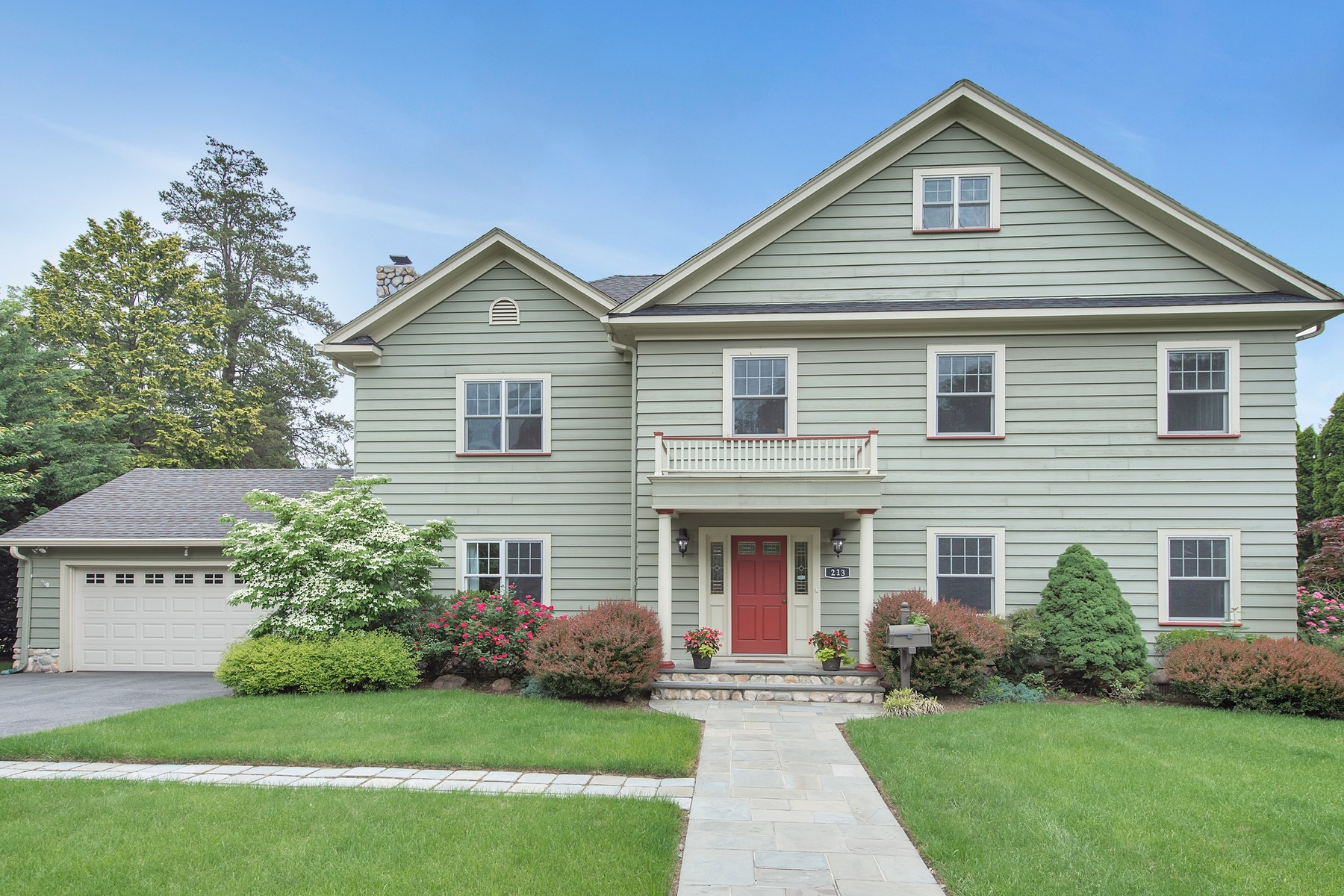 Single Family Home for Sale at Newly Renovated Colonial 213 Sherman Street, Glen Ridge, New Jersey 07028 United States