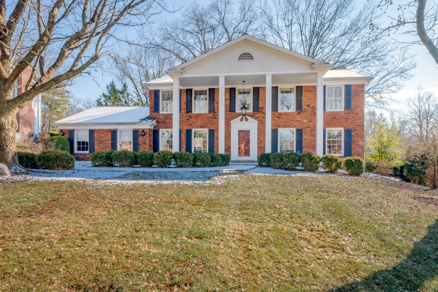 Single Family Home for Sale at Brook Mill Lane 44 Brook Mill Lane Town And Country, Missouri 63017 United States