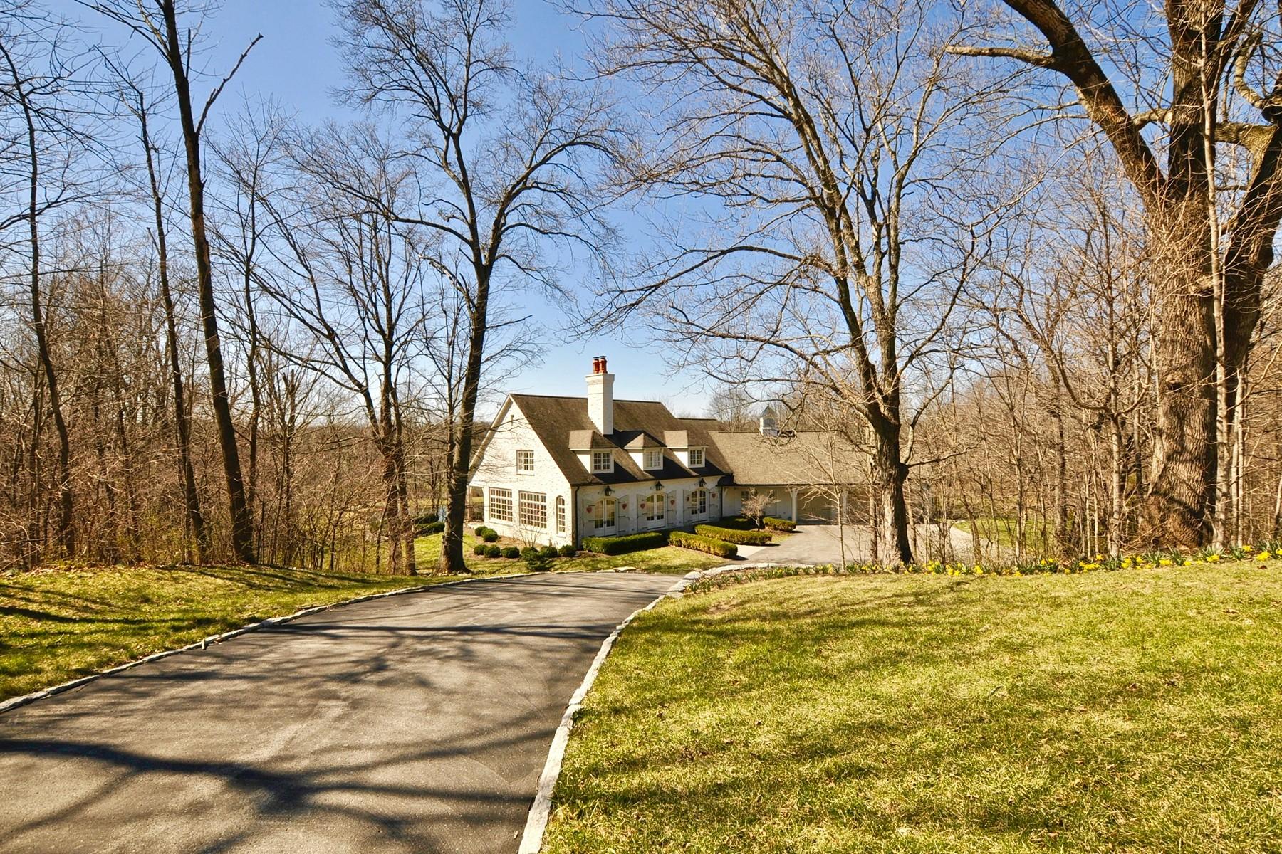 Nhà ở một gia đình vì Bán tại Stunning Zionsville French Country Estate 7355 Hunt Country Lane Zionsville, Indiana, 46077 Hoa Kỳ