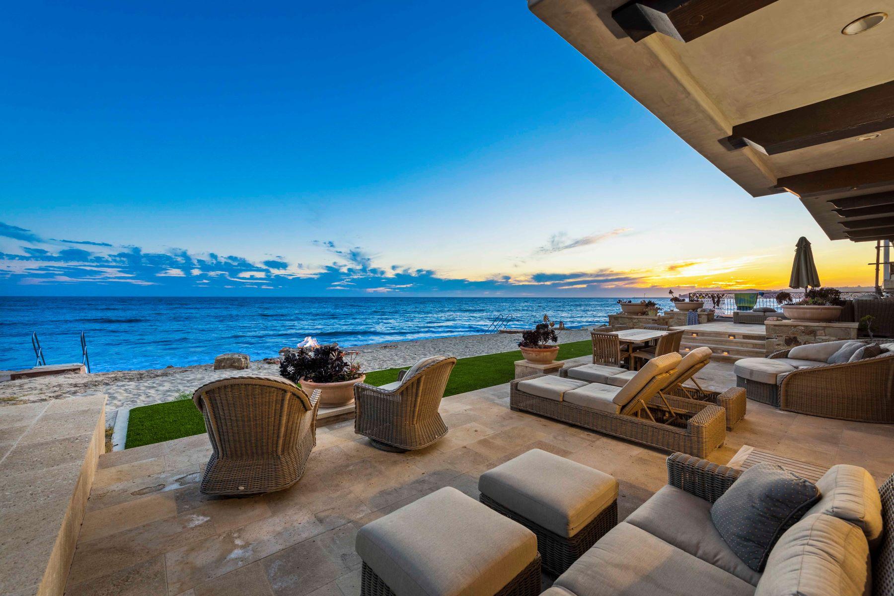 Single Family Homes para Venda às Capistrano Beach, Califórnia 92624 Estados Unidos