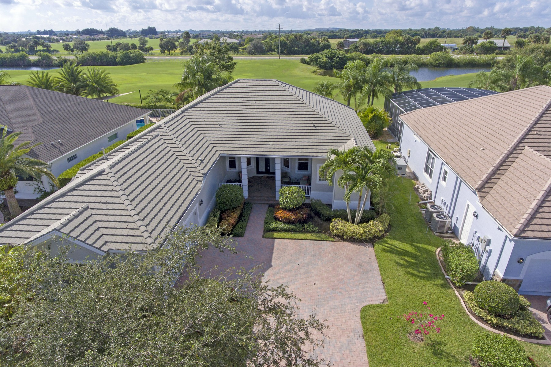 Property for Sale at Can You Even Believe How Awesome It Is? 7647 S Village Square Vero Beach, Florida 32963 United States