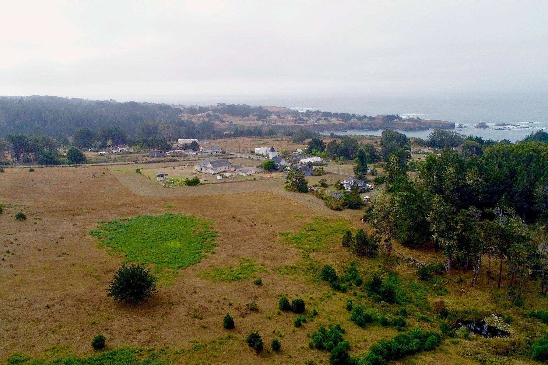 Farm / Ranch / Plantation for Sale at Pastoral Caspar Ranch 15101 Caspar Road Caspar, California 95420 United States