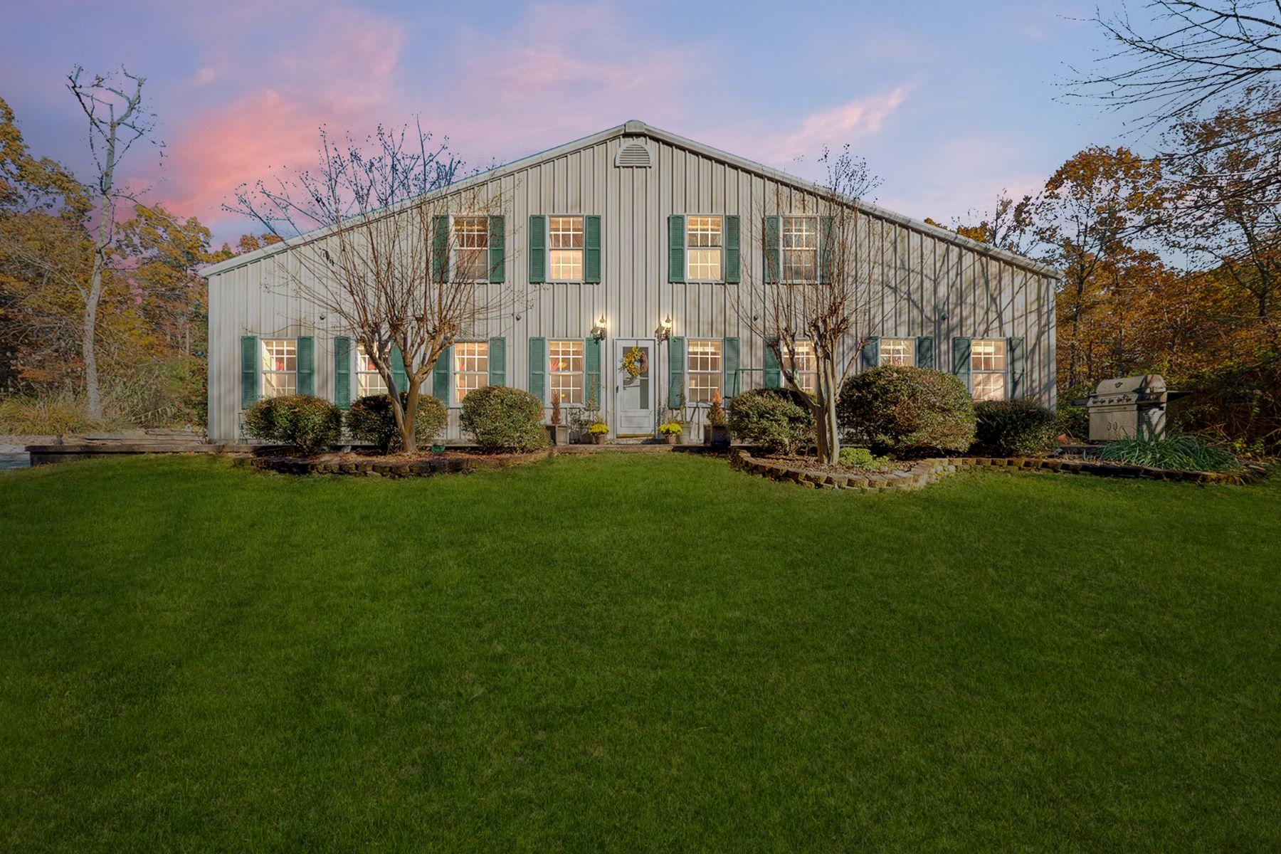Single Family Homes 为 销售 在 562 Still Meadow Road Somerville, 阿拉巴马州 35670 美国