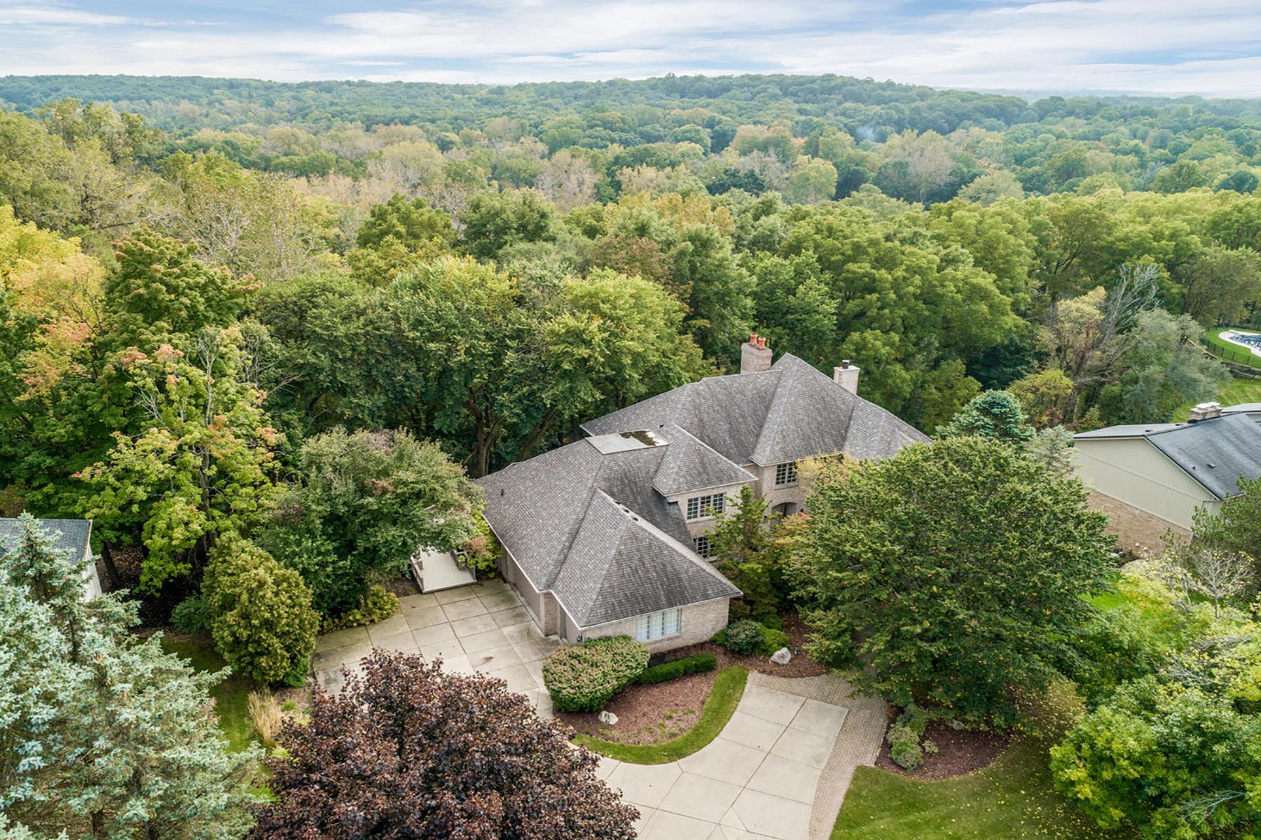 Single Family Homes for Sale at Farmington Hills 34231 Ramble Hills Farmington Hills, Michigan 48331 United States
