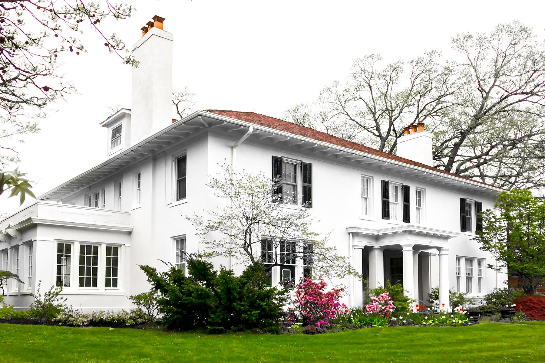 Single Family Homes 为 销售 在 Detroit, MI 1731 Seminole Detroit, 密歇根州 48214 美国