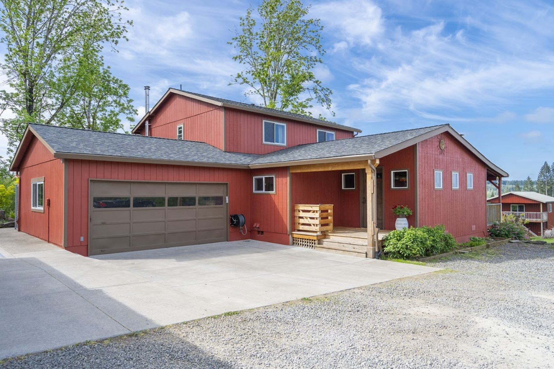 Single Family Homes for Active at 21125 S Jubb Road Estacada, Oregon 97023 United States