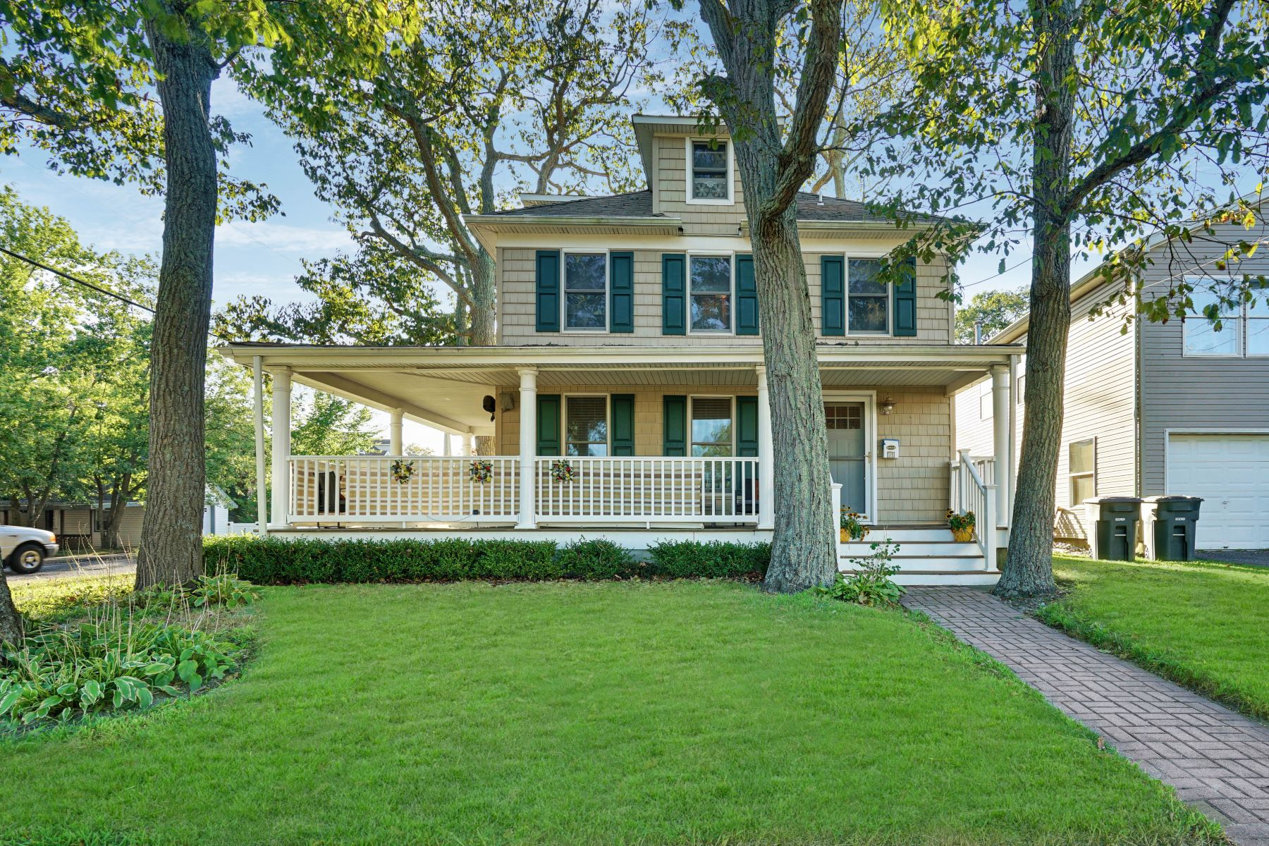 Single Family Homes for Sale at West Belmar 1711 I Street Wall, New Jersey 07719 United States