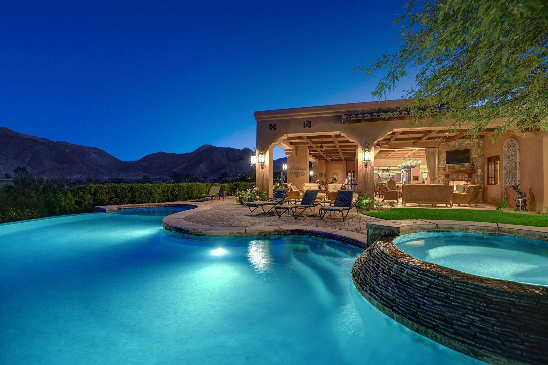 Einfamilienhaus für Verkauf beim 49925 Canyon View 49925 Canyon View Palm Desert, Kalifornien 92260 Vereinigte Staaten