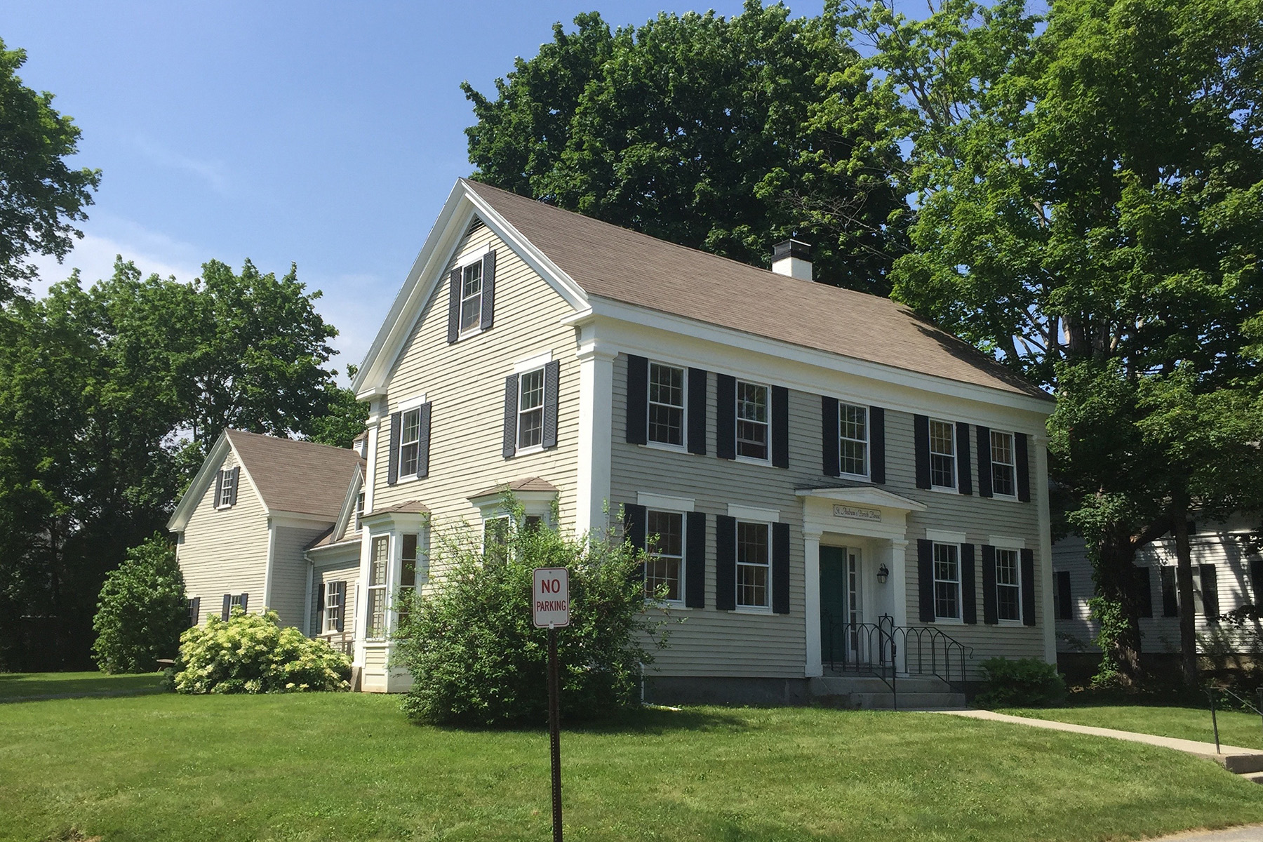 Single Family Home for Sale at 16 Glidden Street Newcastle, Maine, 04553 United States