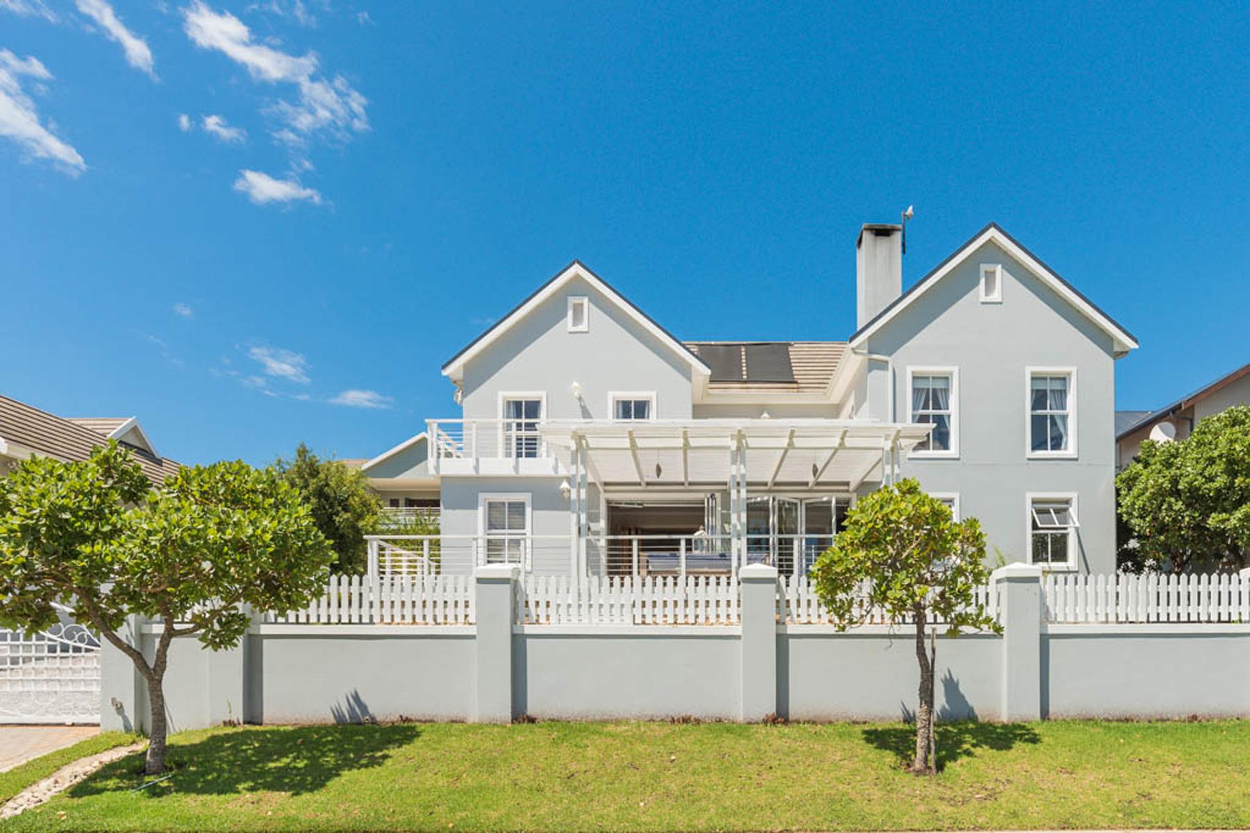 단독 가정 주택 용 매매 에 Kraaibosch Manor George, 웨스턴 케이프, 남아프리카
