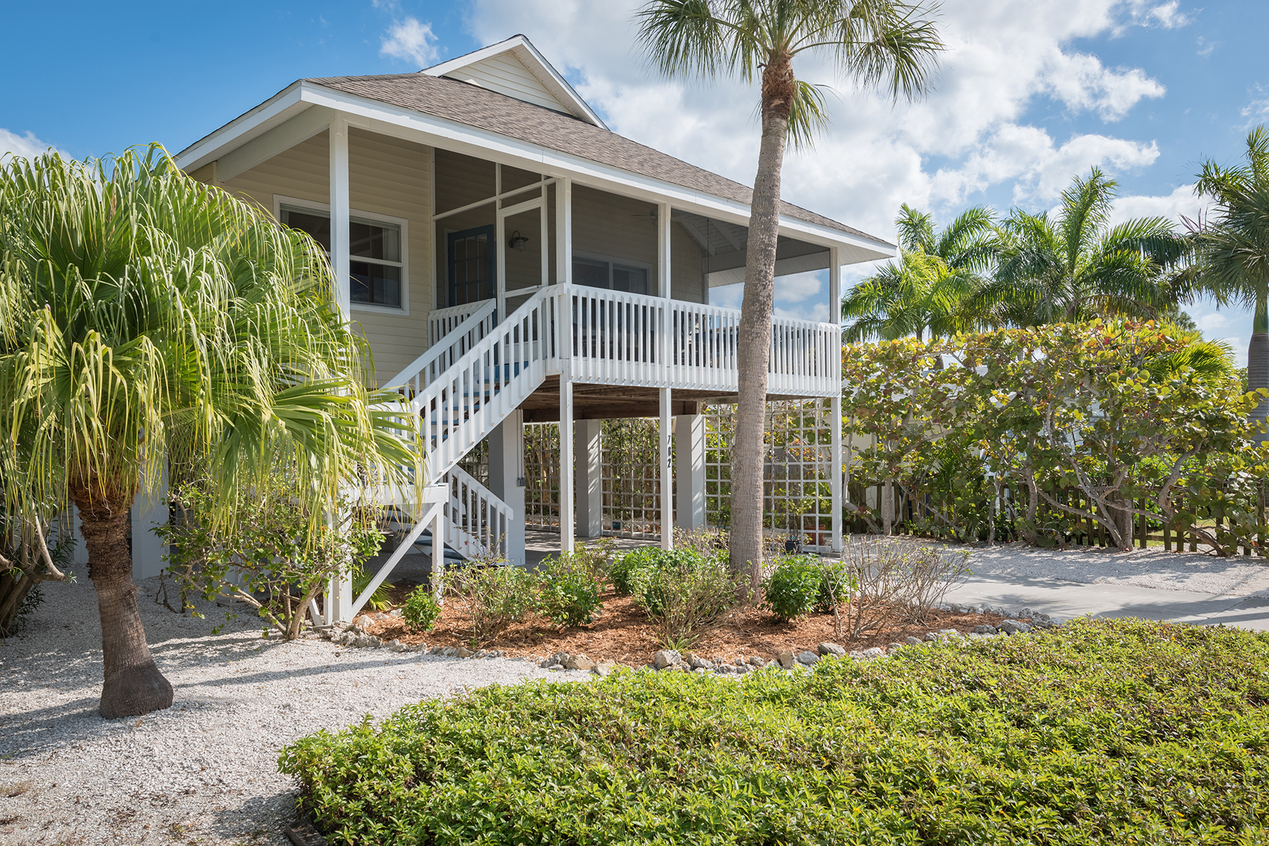 Single Family Homes for Sale at SHORE ACRES 762 Jacaranda Rd Anna Maria, Florida 34216 United States