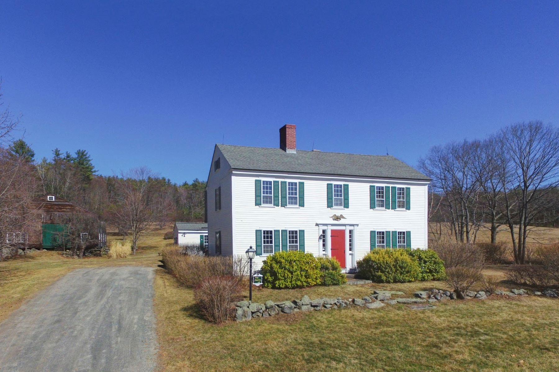 Single Family Homes for Sale at 117 Blaisdell Hill Road Sutton, New Hampshire 03221 United States