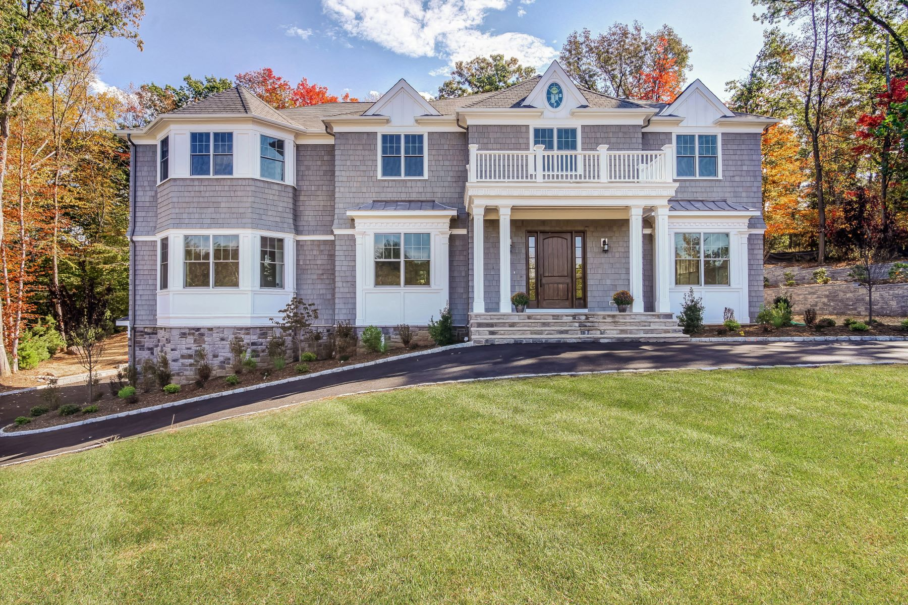 Single Family Home for Sale at New Contruction in Bel Air 46 Westmount Drive, Livingston, New Jersey 07039 United States