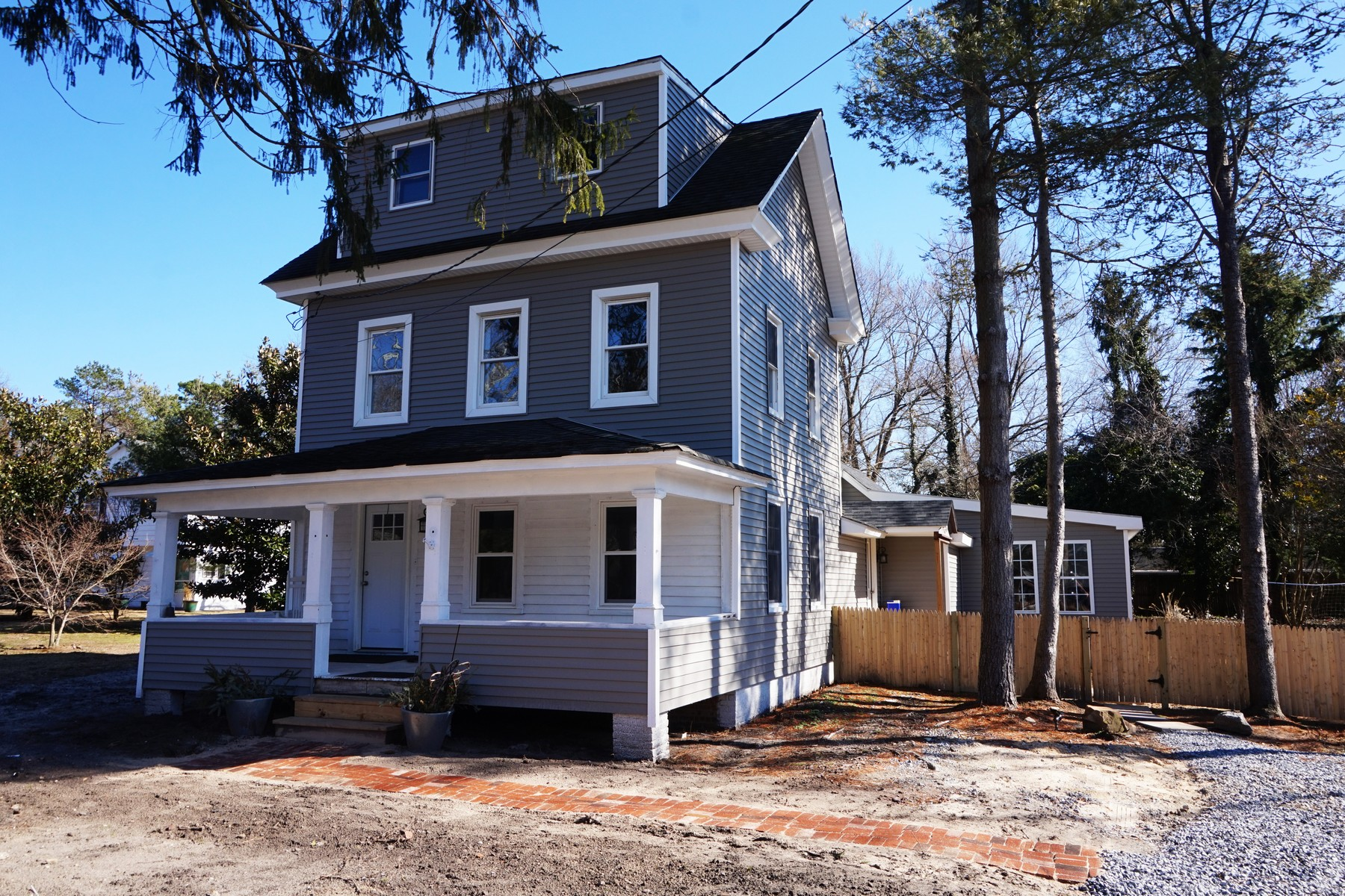 Single Family Home for Sale at Renovated Single Family Home 1143 S Shore Road, Marmora, New Jersey, 08223 United States