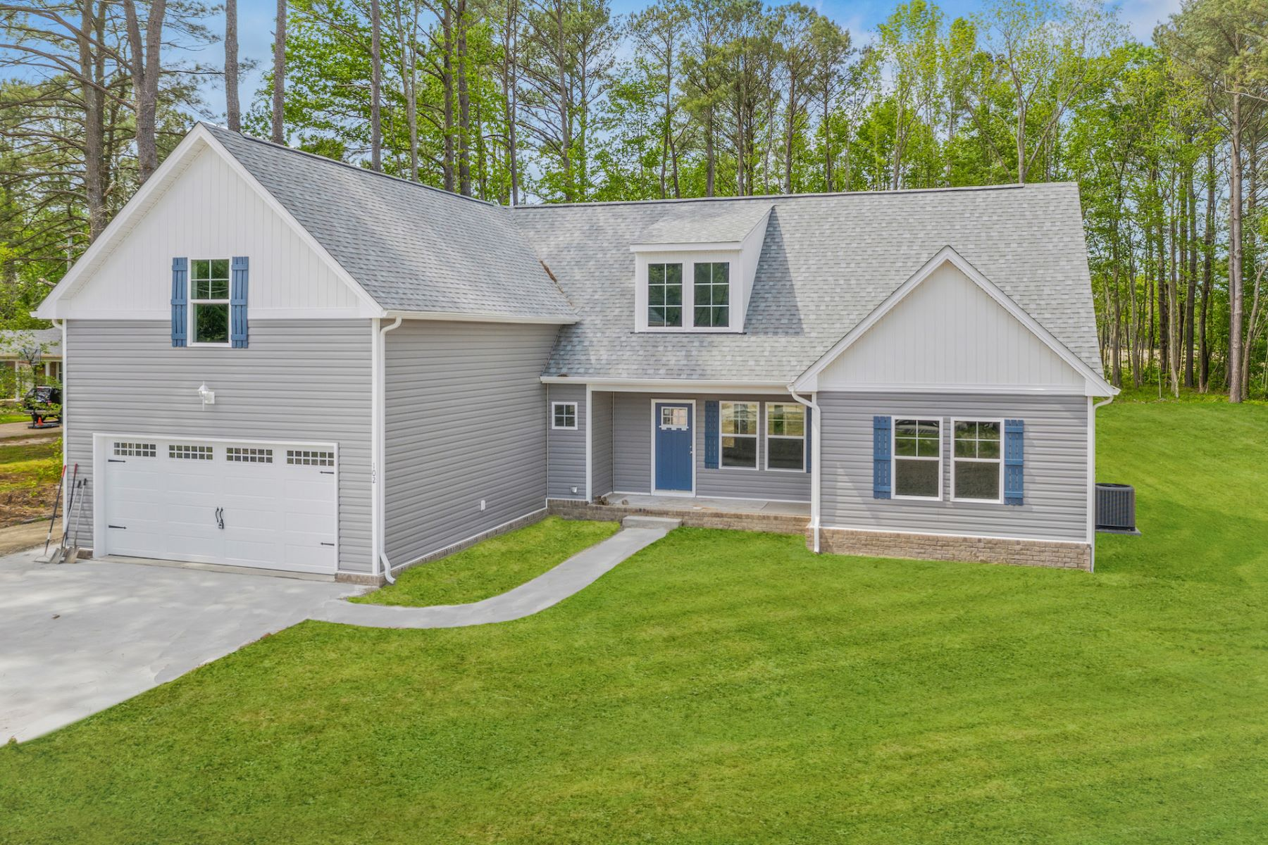 Single Family Homes for Active at CAMDEN PLANTATION 627 Old Swamp Road South Mills, North Carolina 27976 United States