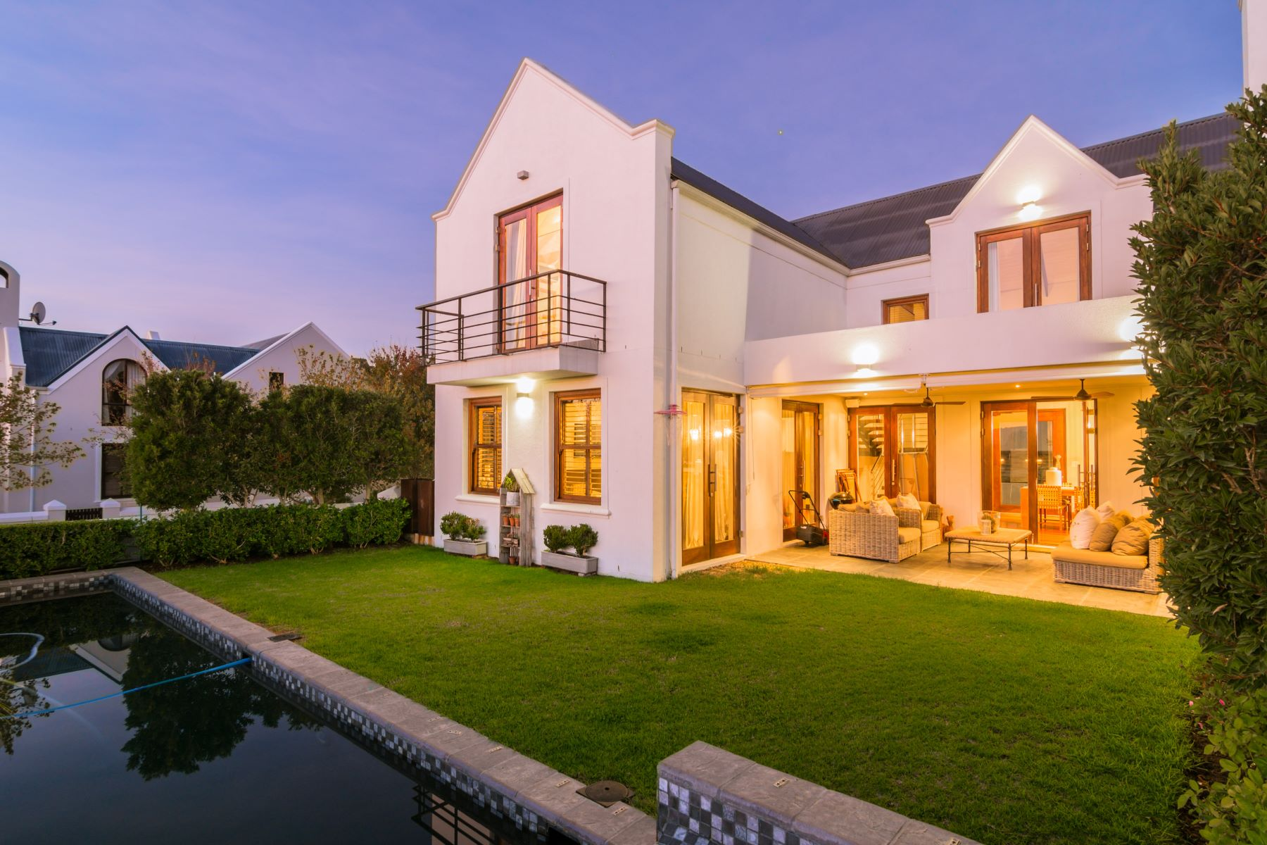 Single Family Home for Sale at De Zalze Winelands Gof Estate Stellenbosch, Western Cape, 7600 South Africa