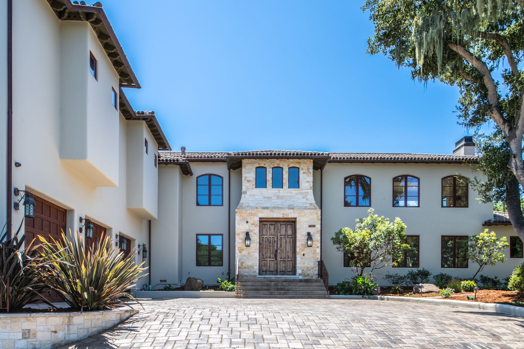 Single Family Homes for Sale at 577 Aguajito Rd 577 Aguajito Road Carmel, California 93923 United States