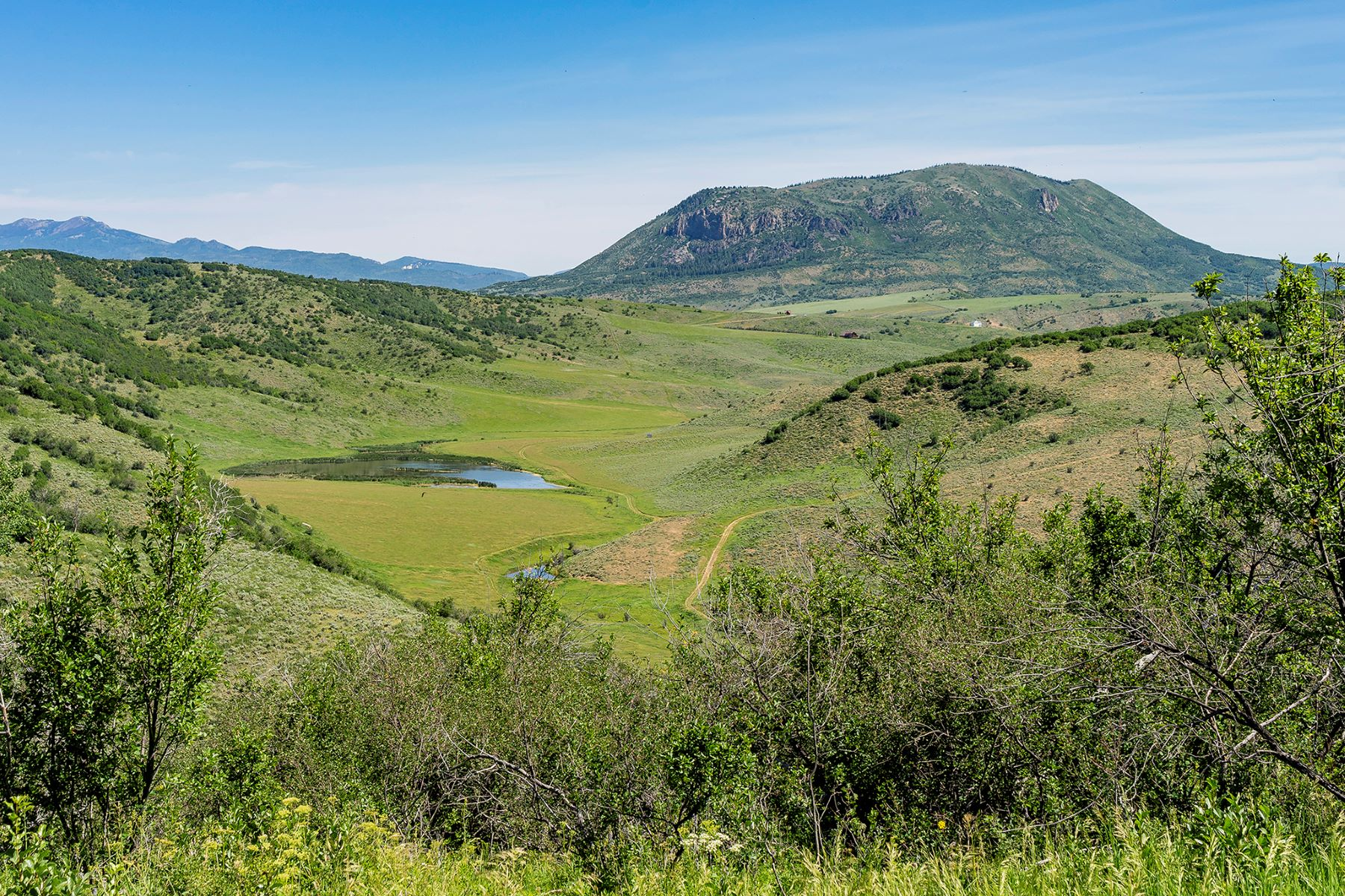 Farm / Ranch / Plantation for Active at Saddle Ridge Ranch 39125 Thompson Ln Steamboat Springs, Colorado 80487 United States