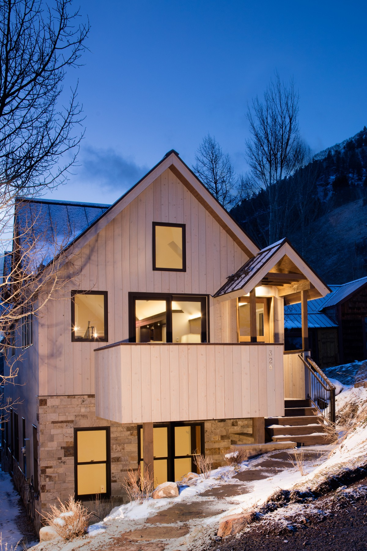 Single Family Home for Sale at 329 N. Willow Street Telluride, Colorado, 81435 United States