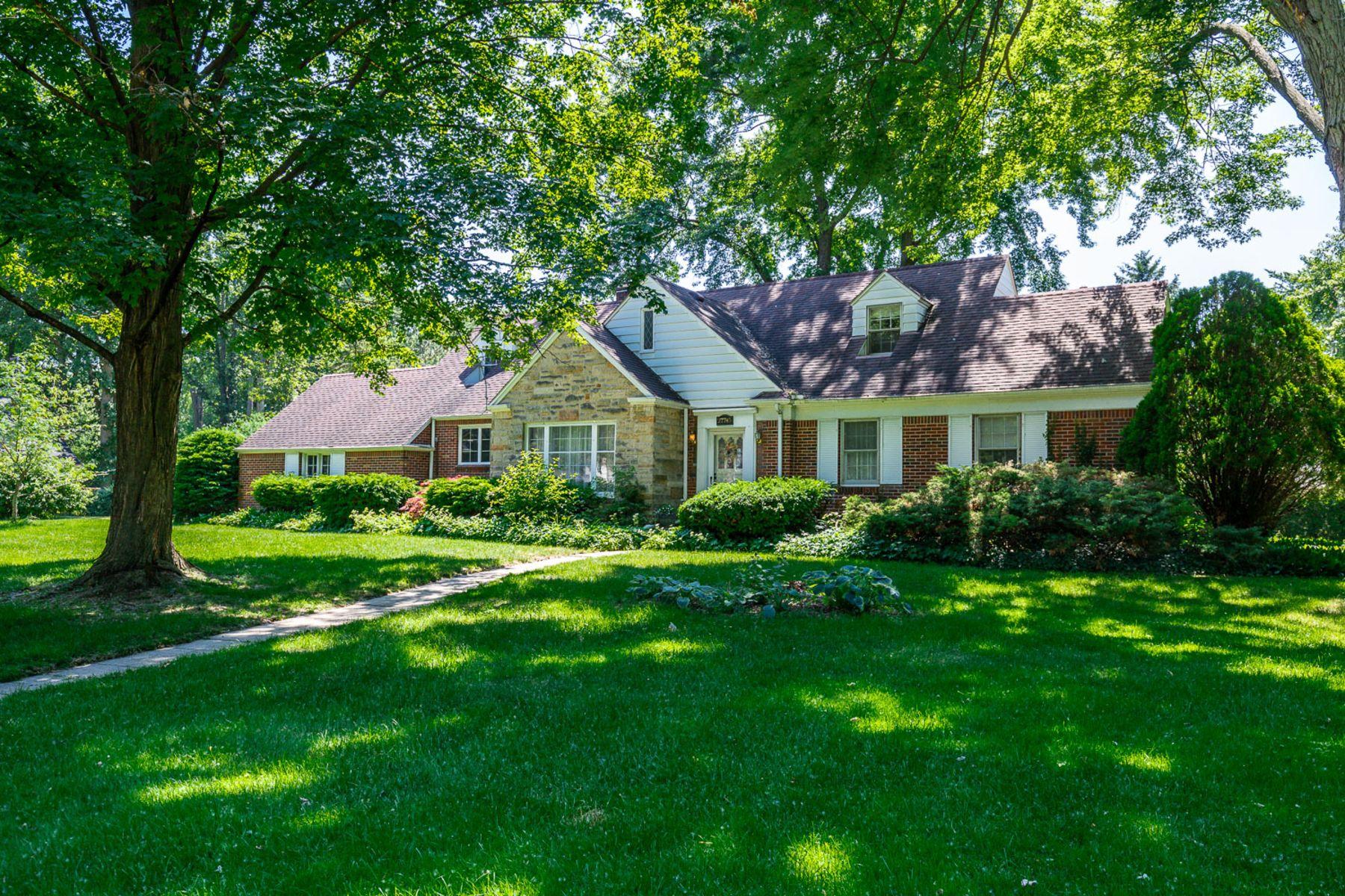 Single Family Homes for Active at Lathrup Village 27745 Rackham Dr Lathrup Village, Michigan 48076 United States