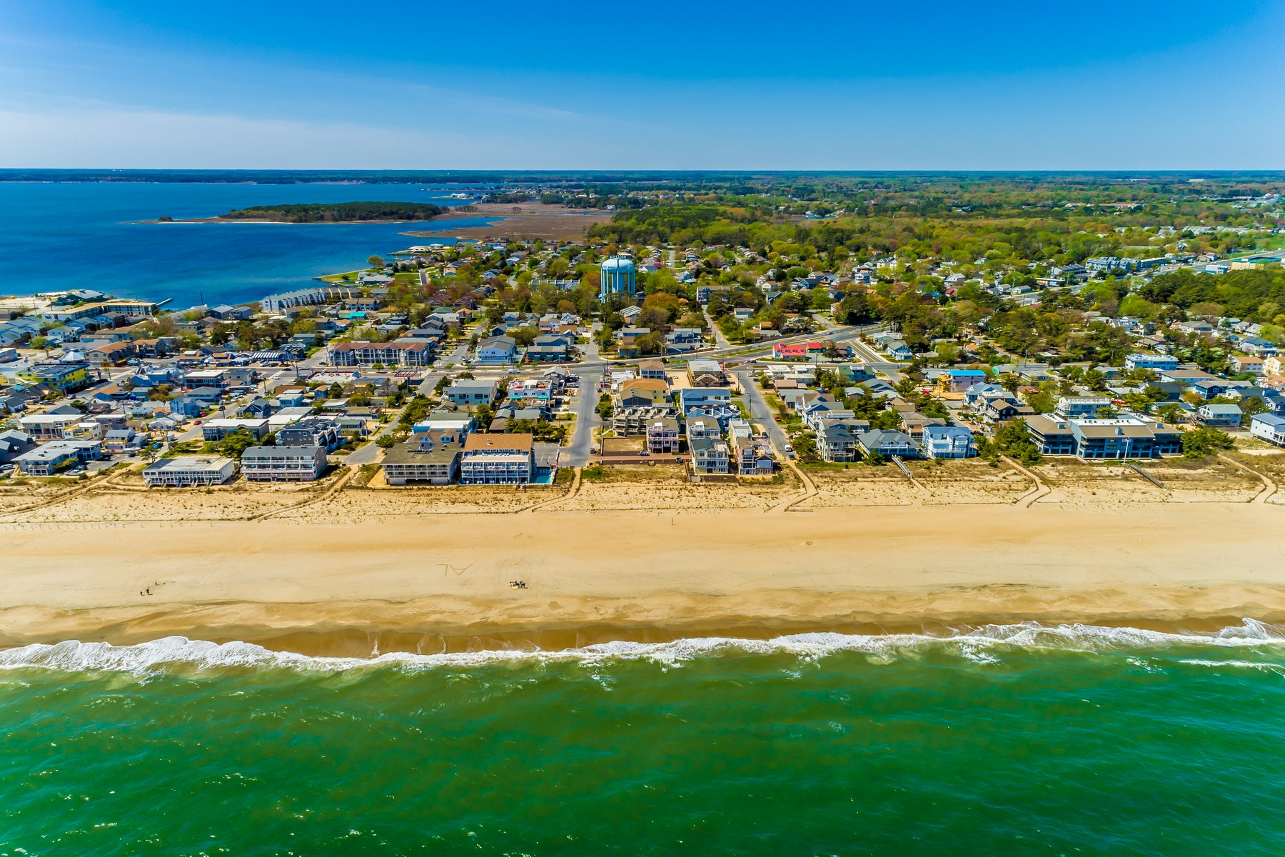 Single Family Homes for Sale at 106 West Street Dewey Beach, Delaware 19971 United States