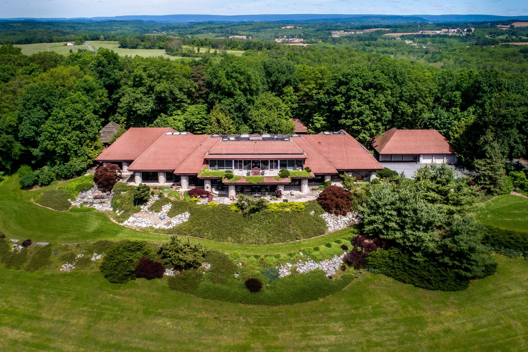 Single Family Homes for Sale at Modern Hilltop Masterpiece 205 SWEITZER RD, Sinking Spring, Pennsylvania 19608 United States