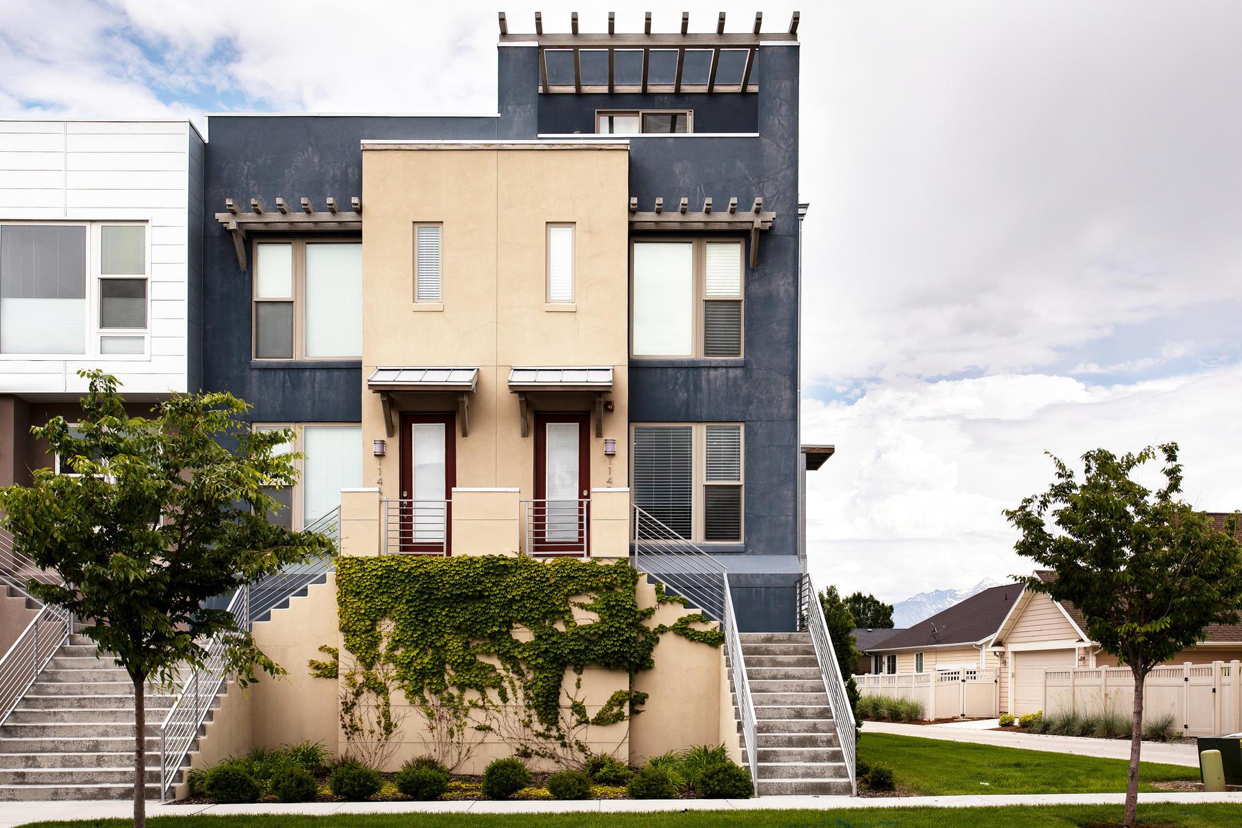 Condominiums for Active at Optimal Daybreak Location 11471 S Lake Run Road South Jordan, Utah 84095 United States
