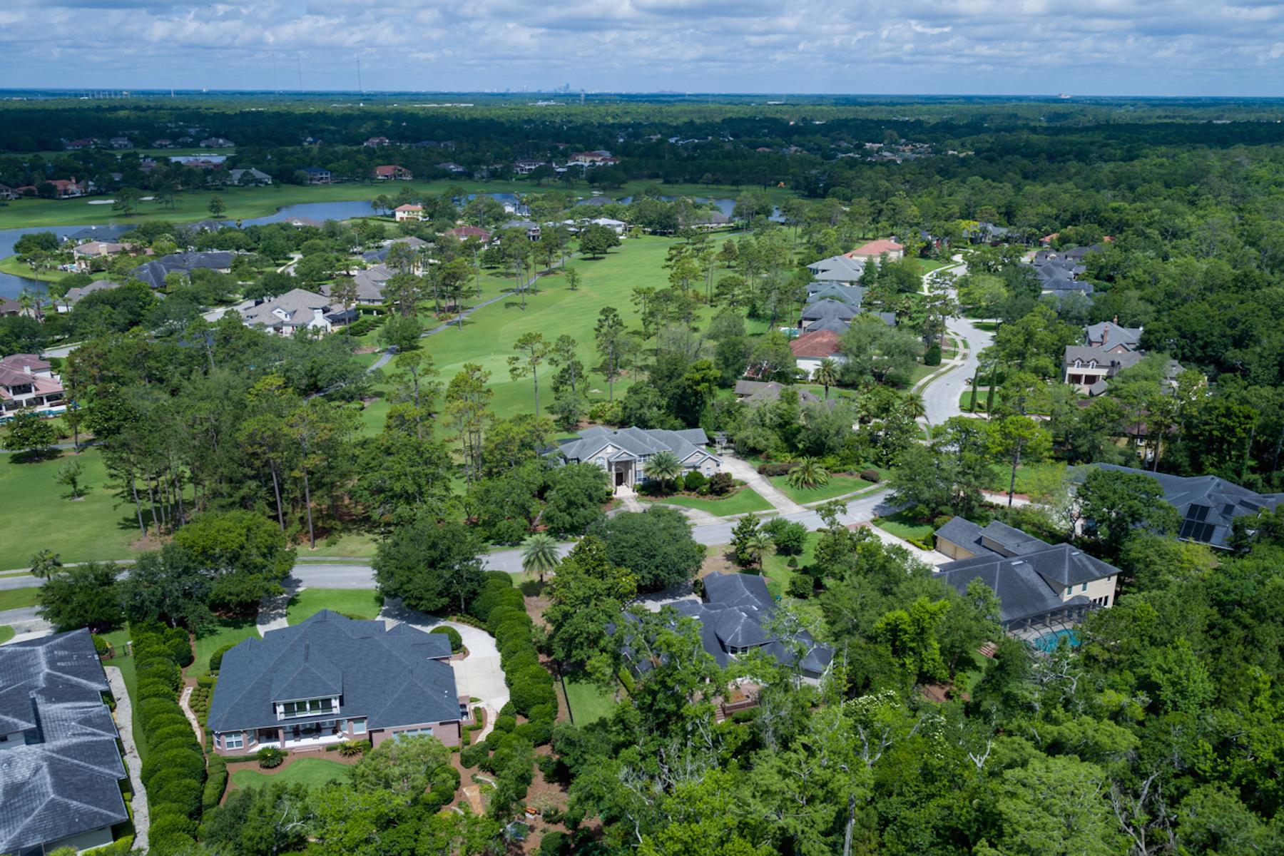 Maison unifamiliale pour l Vente à Glen Kernan Beauty 4473 Swilcan Bridge Lane North Jacksonville, Florida 32224 États-Unis