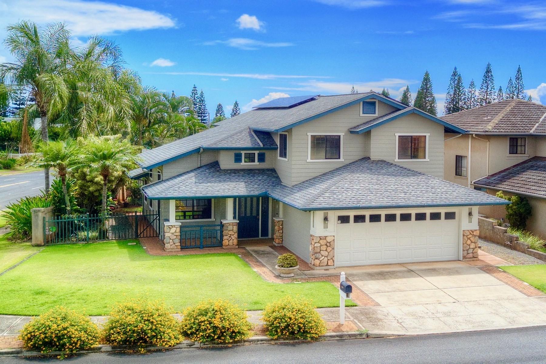 Single Family Homes för Försäljning vid Beautiful Waikele Home 94-237 Pailolo Pl, Waipahu, Hawaii 96797 Förenta staterna