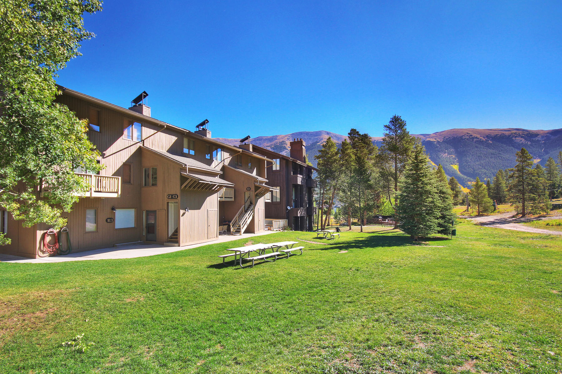 Condominiums for Active at Ten Mile Haus #B5 108 Guller Road #B-5 Copper Mountain, Colorado 80443 United States